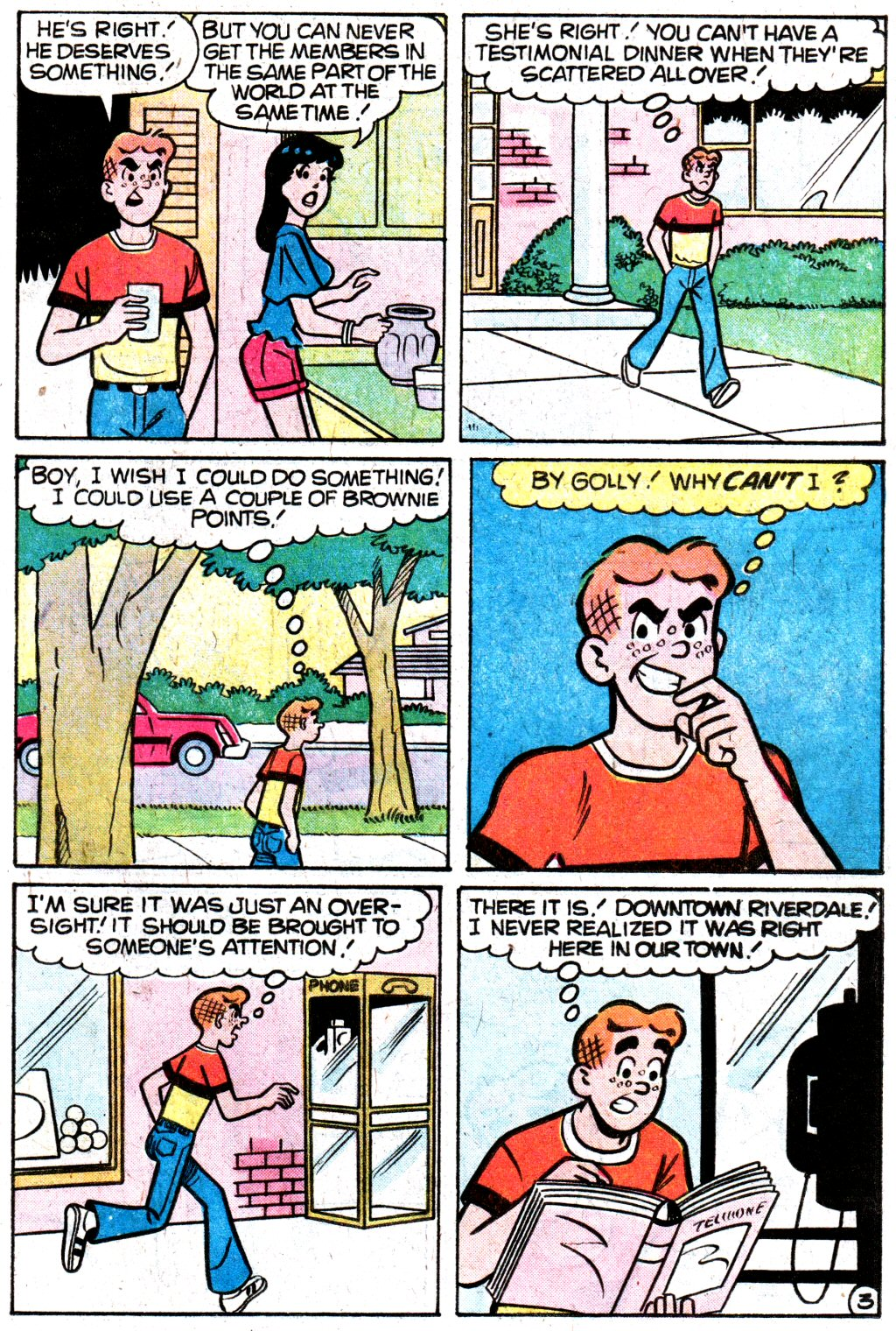 Read online Archie (1960) comic -  Issue #274 - 15