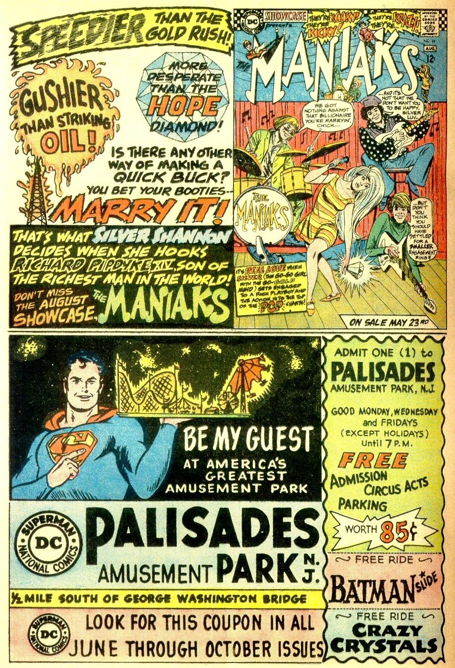Read online Aquaman (1962) comic -  Issue #34 - 30