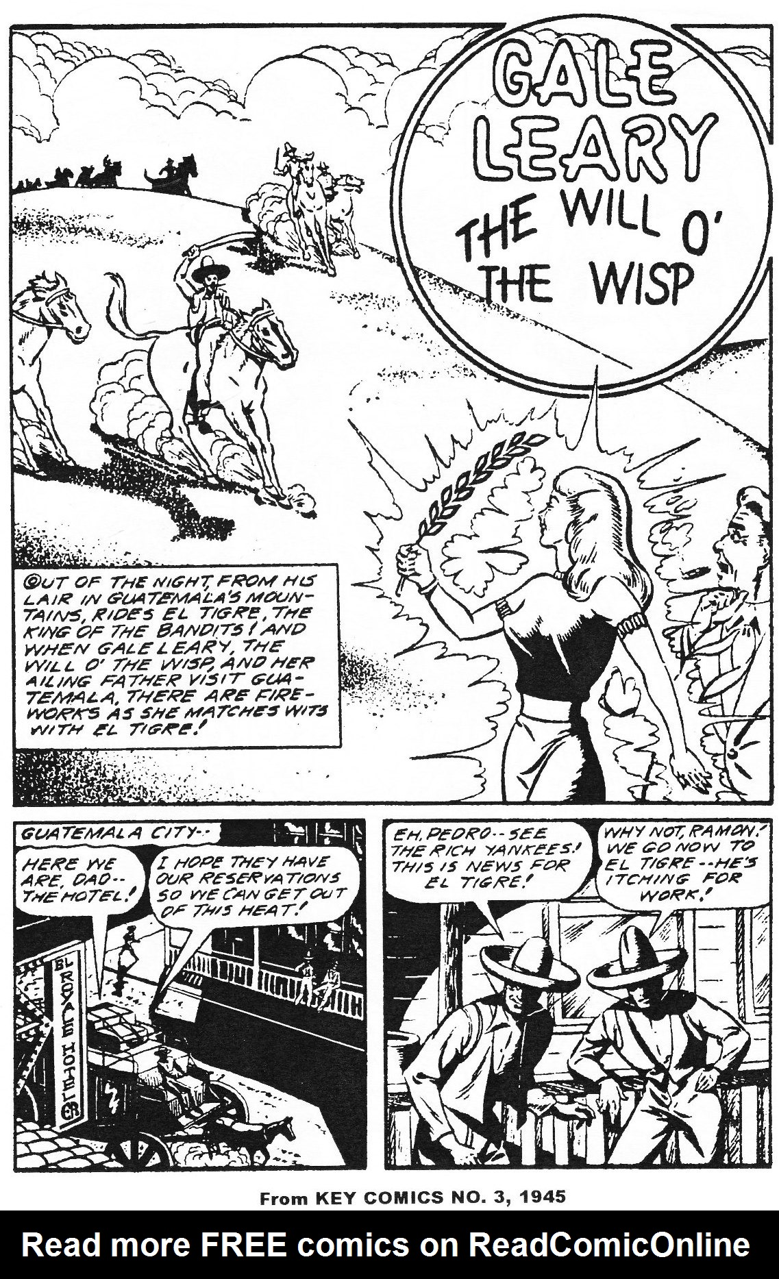 Read online Men of Mystery Comics comic -  Issue #82 - 88