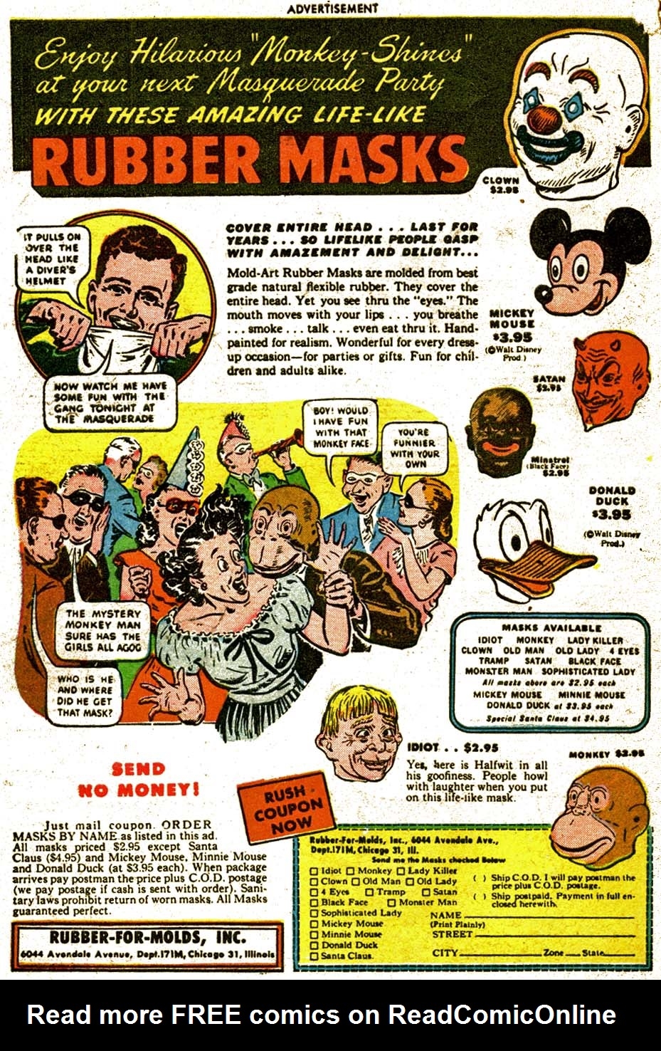 The Adventures of Bob Hope issue 1 - Page 50