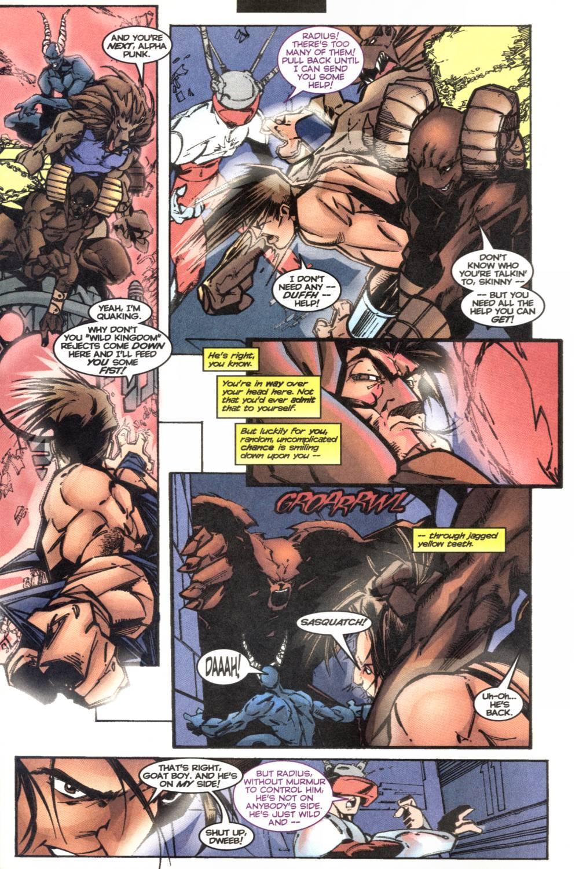 Read online Alpha Flight (1997) comic -  Issue #12 - 19