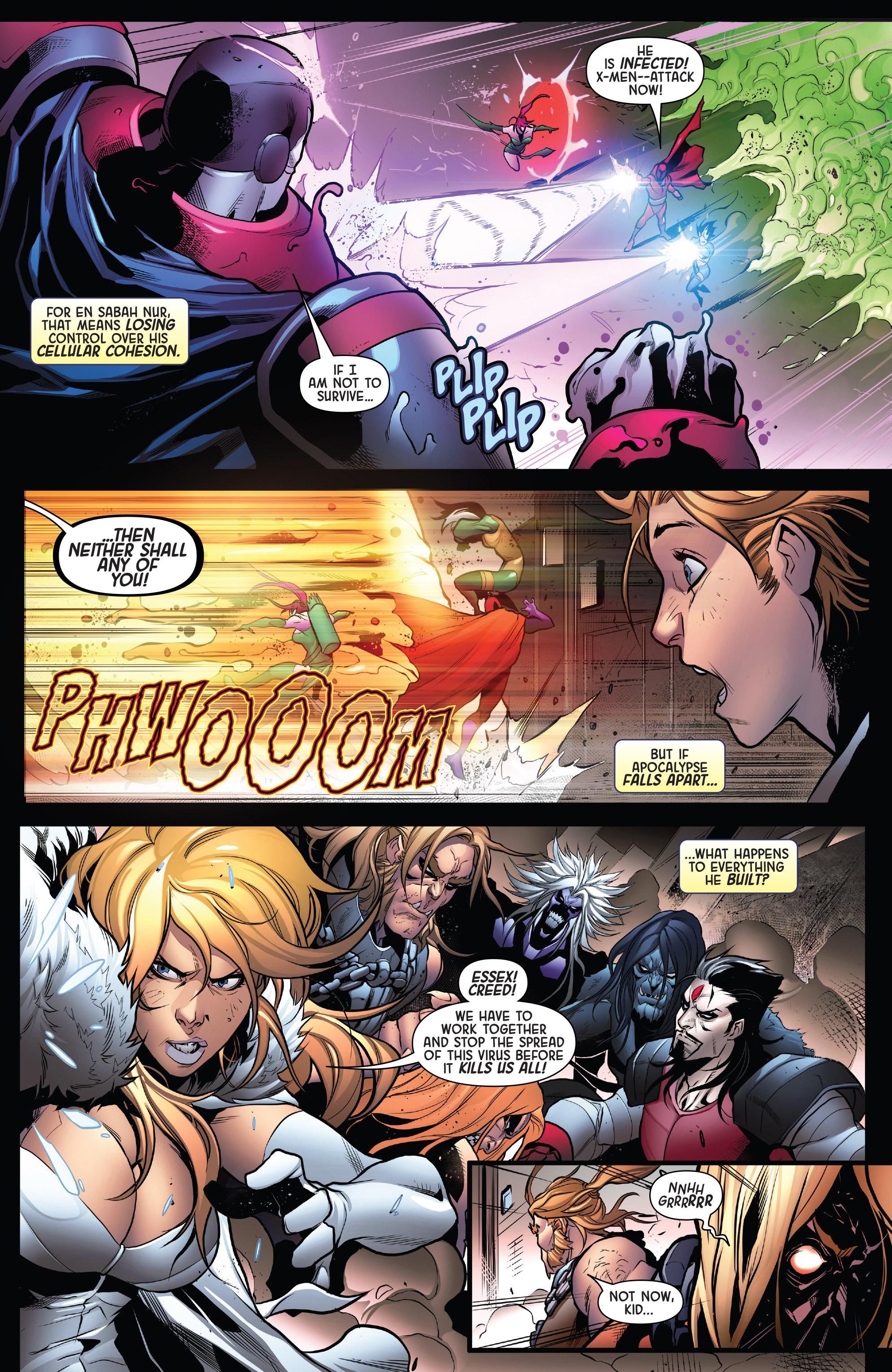 Read online Age of Apocalypse (2015) comic -  Issue #4 - 13