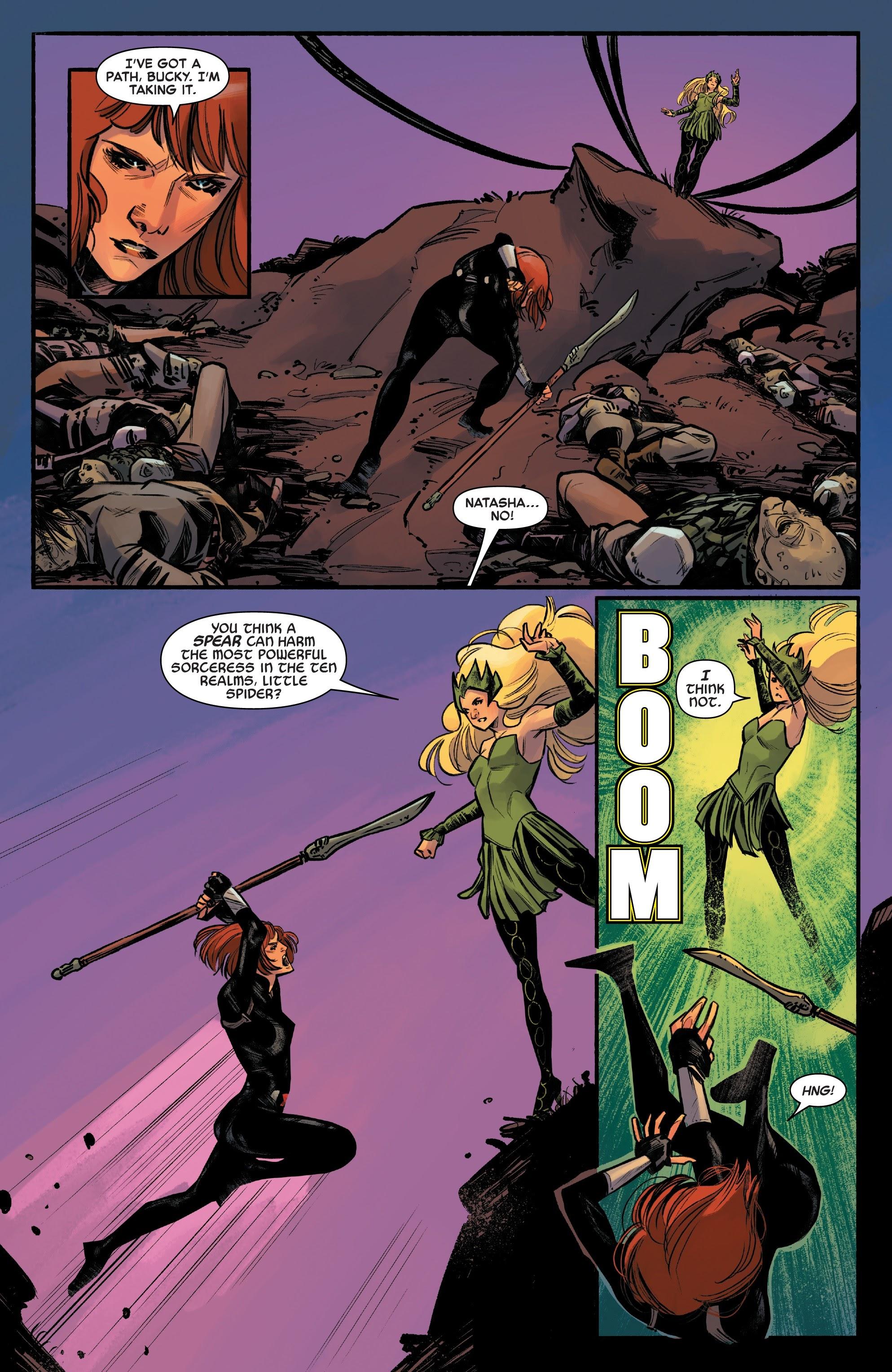 Read online Captain Marvel (2019) comic -  Issue #6 - 4