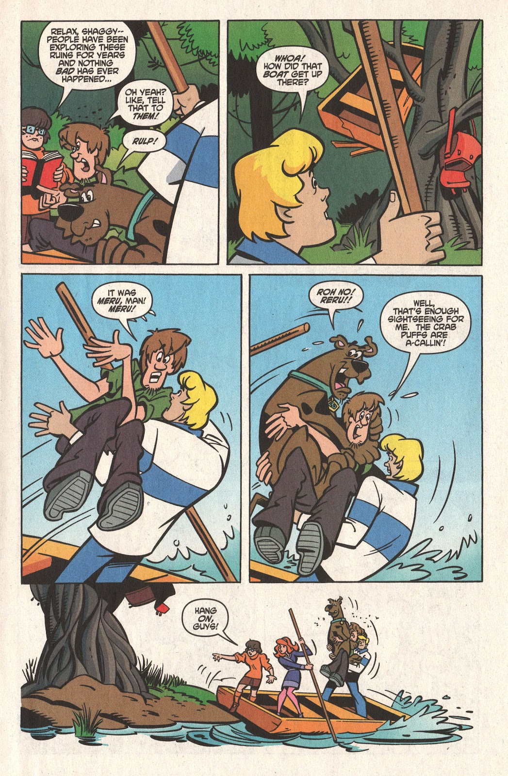 Read online Scooby-Doo (1997) comic -  Issue #85 - 5