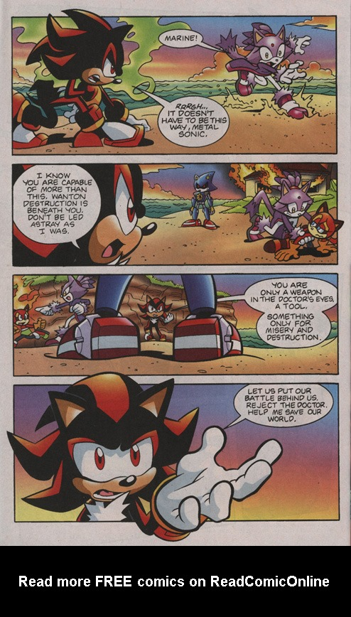 Read online Sonic Universe comic -  Issue #1 - 17