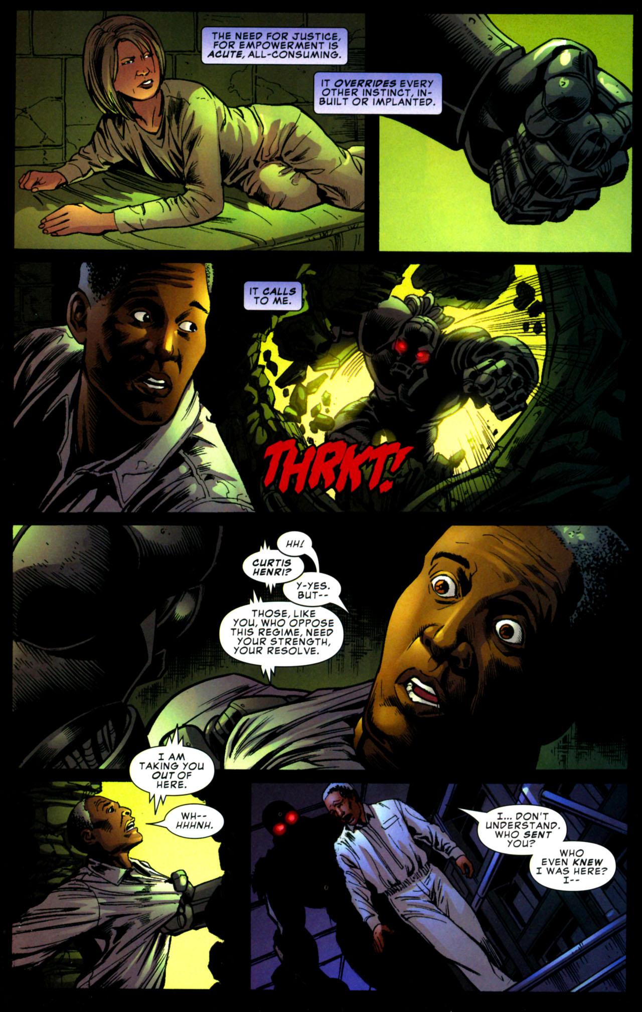Read online Amazing Fantasy (2004) comic -  Issue #17 - 24