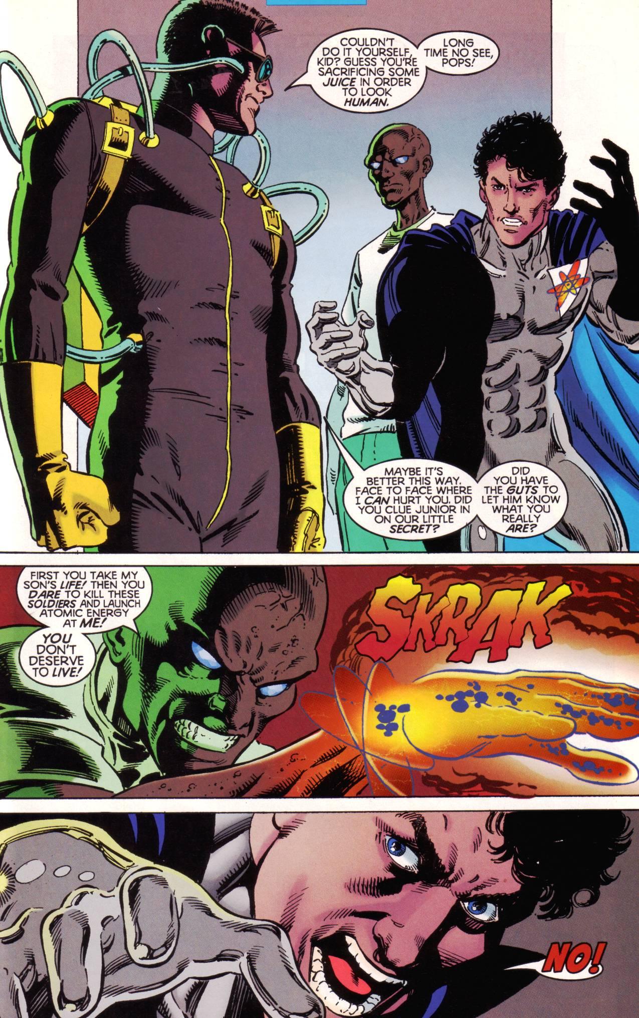 Read online Tangent Comics/ The Atom comic -  Issue # Full - 28