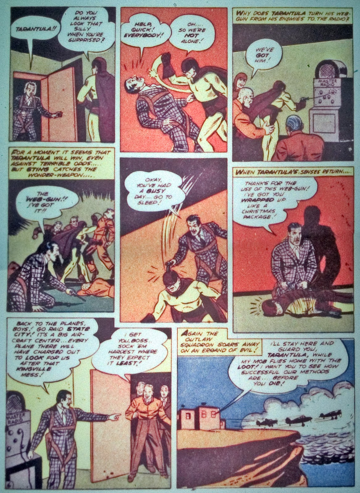 Star Spangled Comics (1941) issue 7 - Page 21