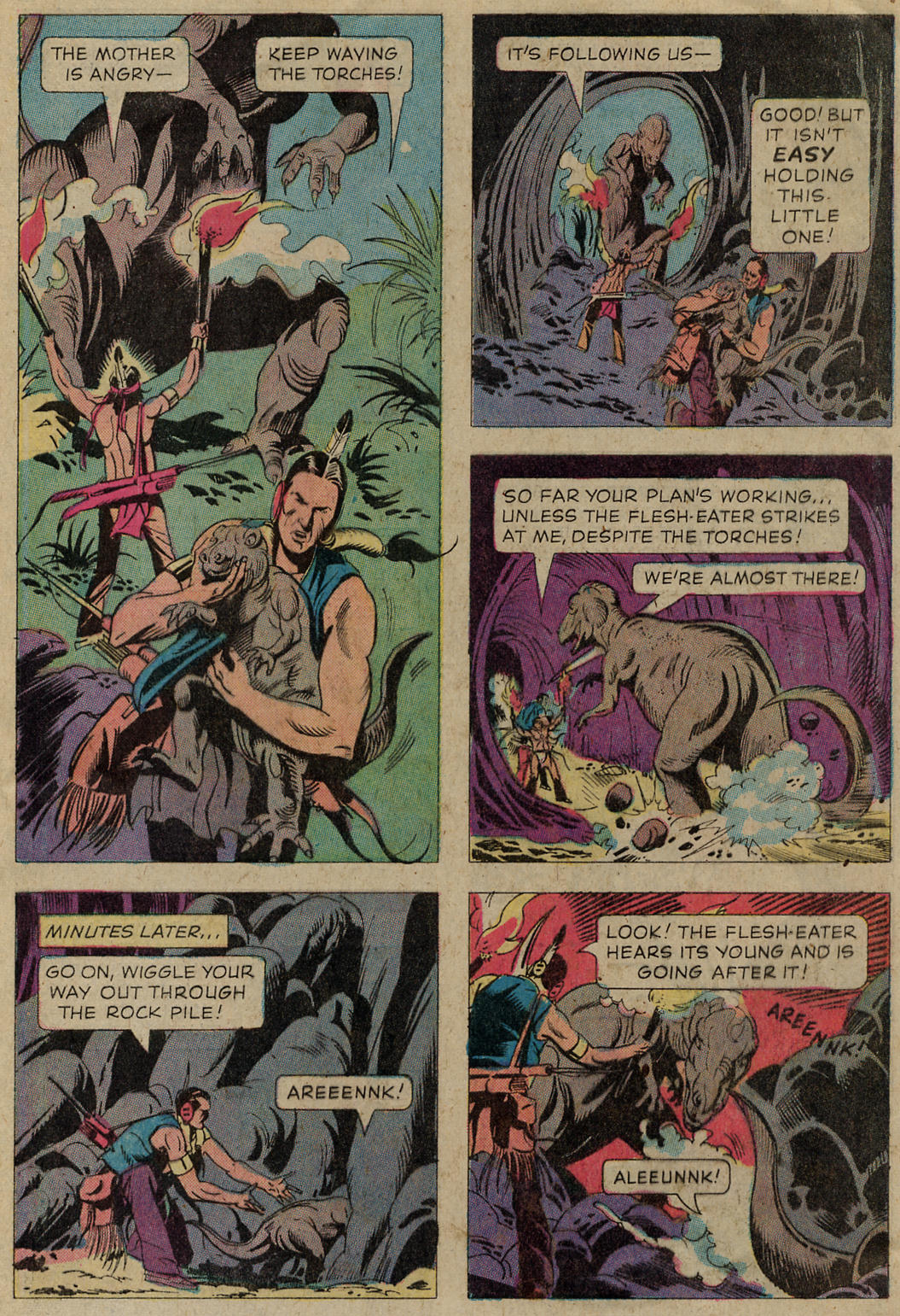 Read online Turok, Son of Stone comic -  Issue #102 - 32