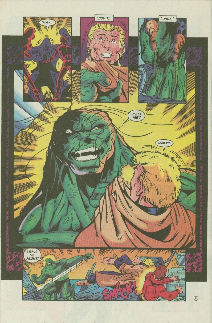 Read online Ex-Mutants comic -  Issue #7 - 19