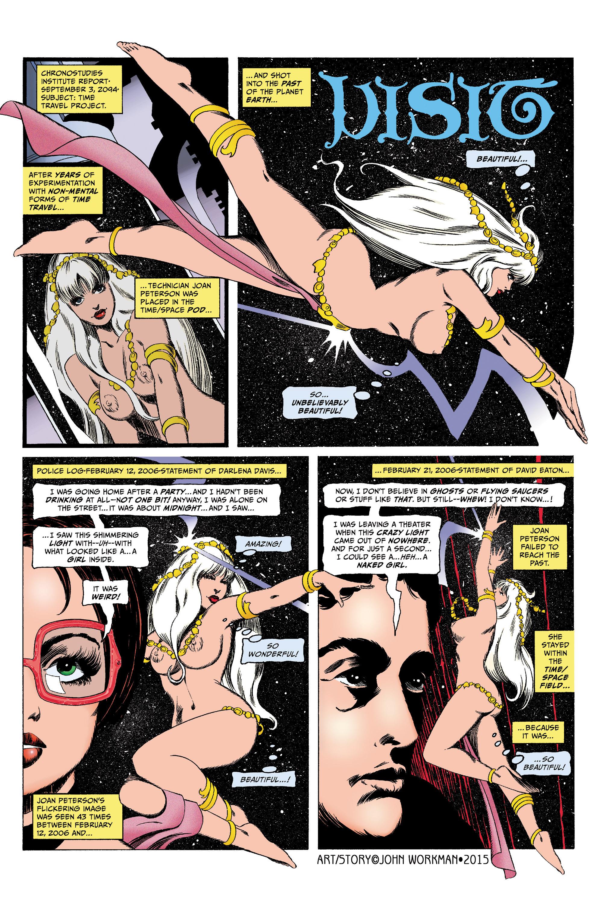 Read online Shutter comic -  Issue #14 - 26