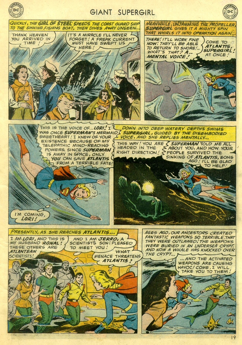 Action Comics (1938) 334 Page 20