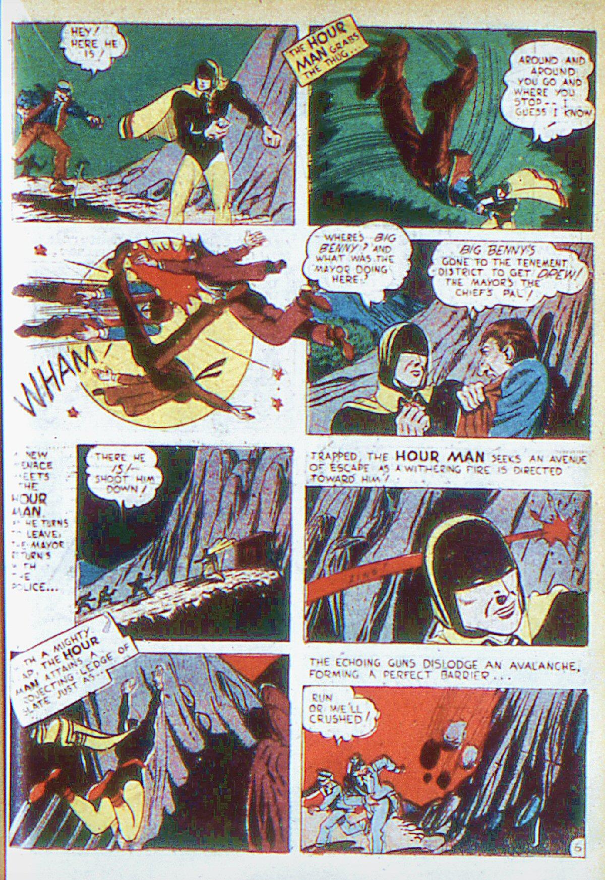 Read online Adventure Comics (1938) comic -  Issue #66 - 36