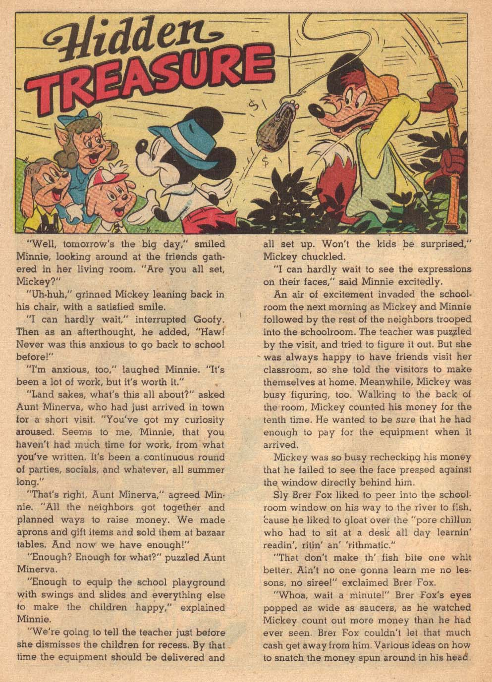 Walt Disney's Comics and Stories issue 145 - Page 38