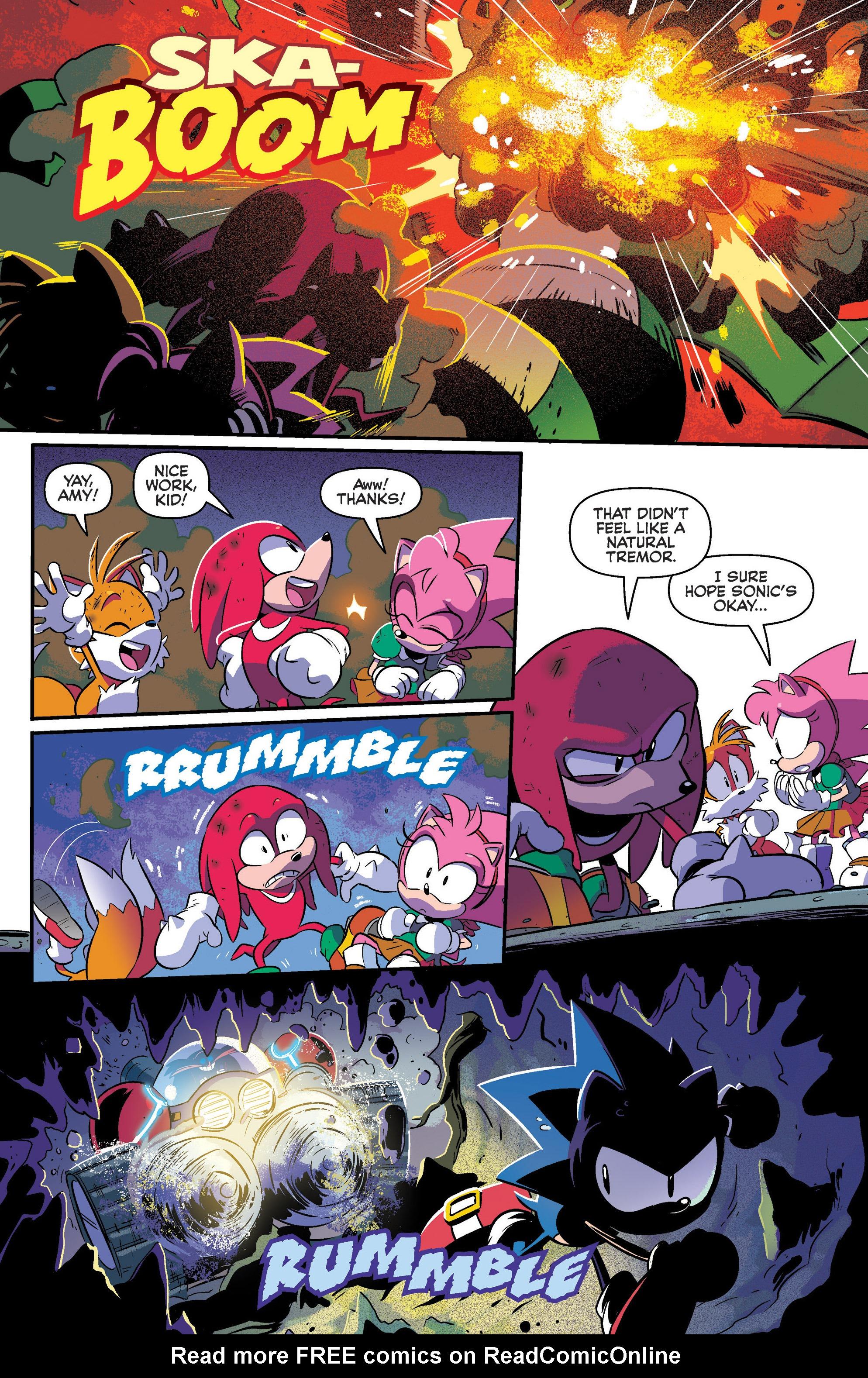 Read online Sonic Mega Drive: Next Level comic -  Issue # Full - 12