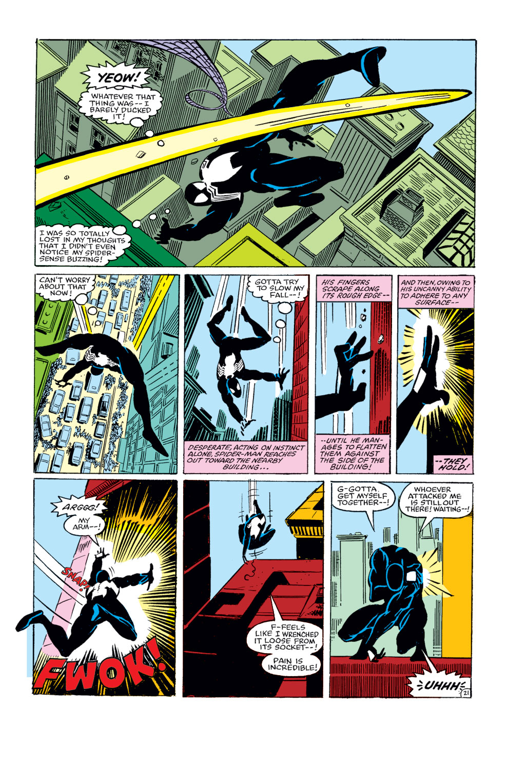 The Amazing Spider-Man (1963) 256 Page 21
