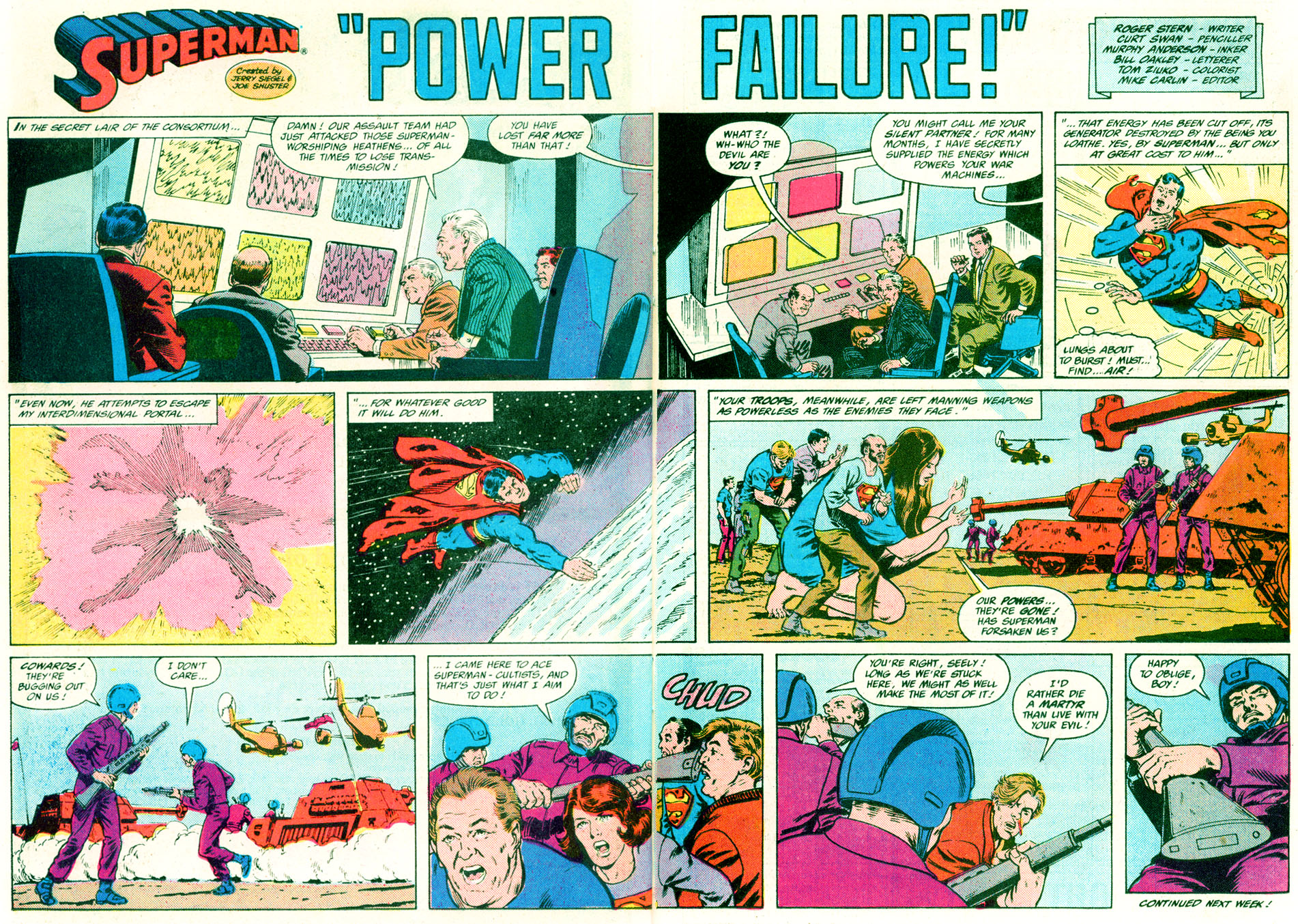 Read online Action Comics (1938) comic -  Issue #635 - 32