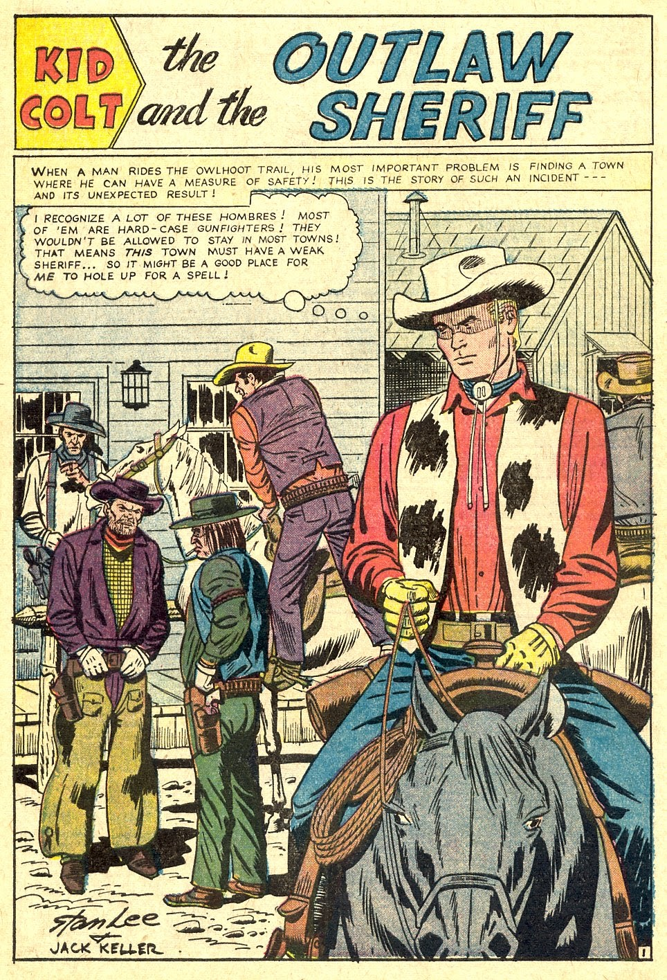 Kid Colt Outlaw issue 110 - Page 28
