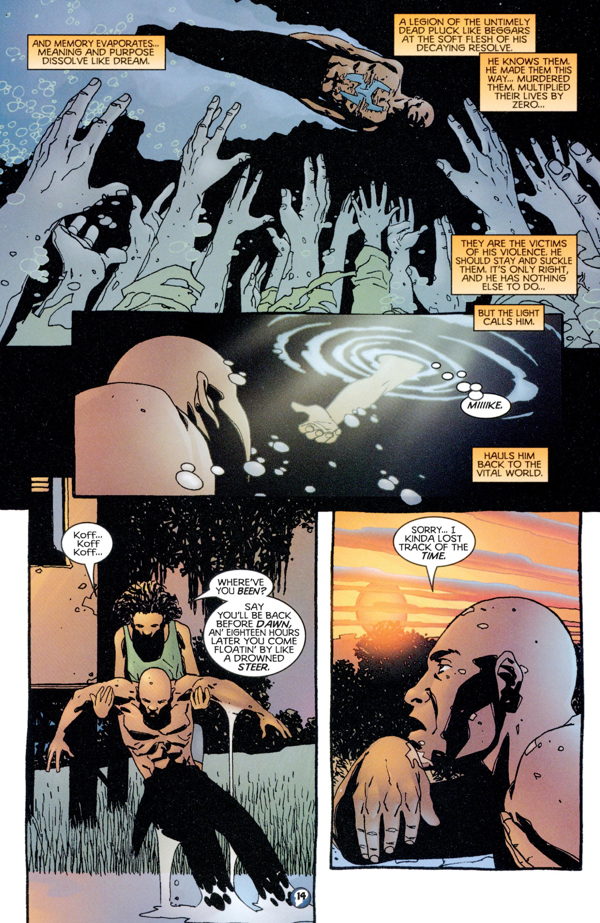 Read online Shadowman (1997) comic -  Issue #8 - 12