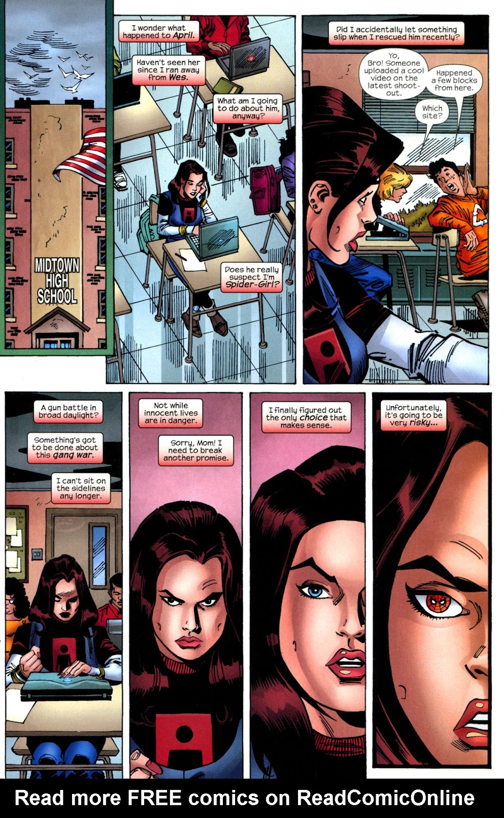 Web of Spider-Man (2009) Issue #5 #5 - English 29