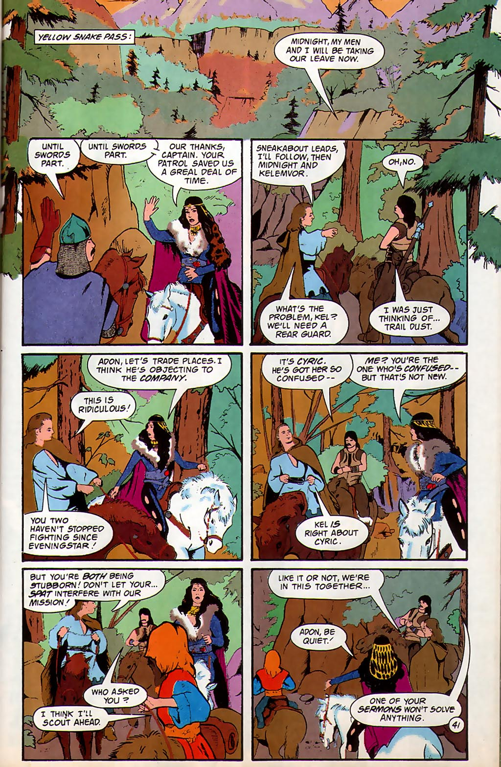 Read online Avatar comic -  Issue #3 - 43