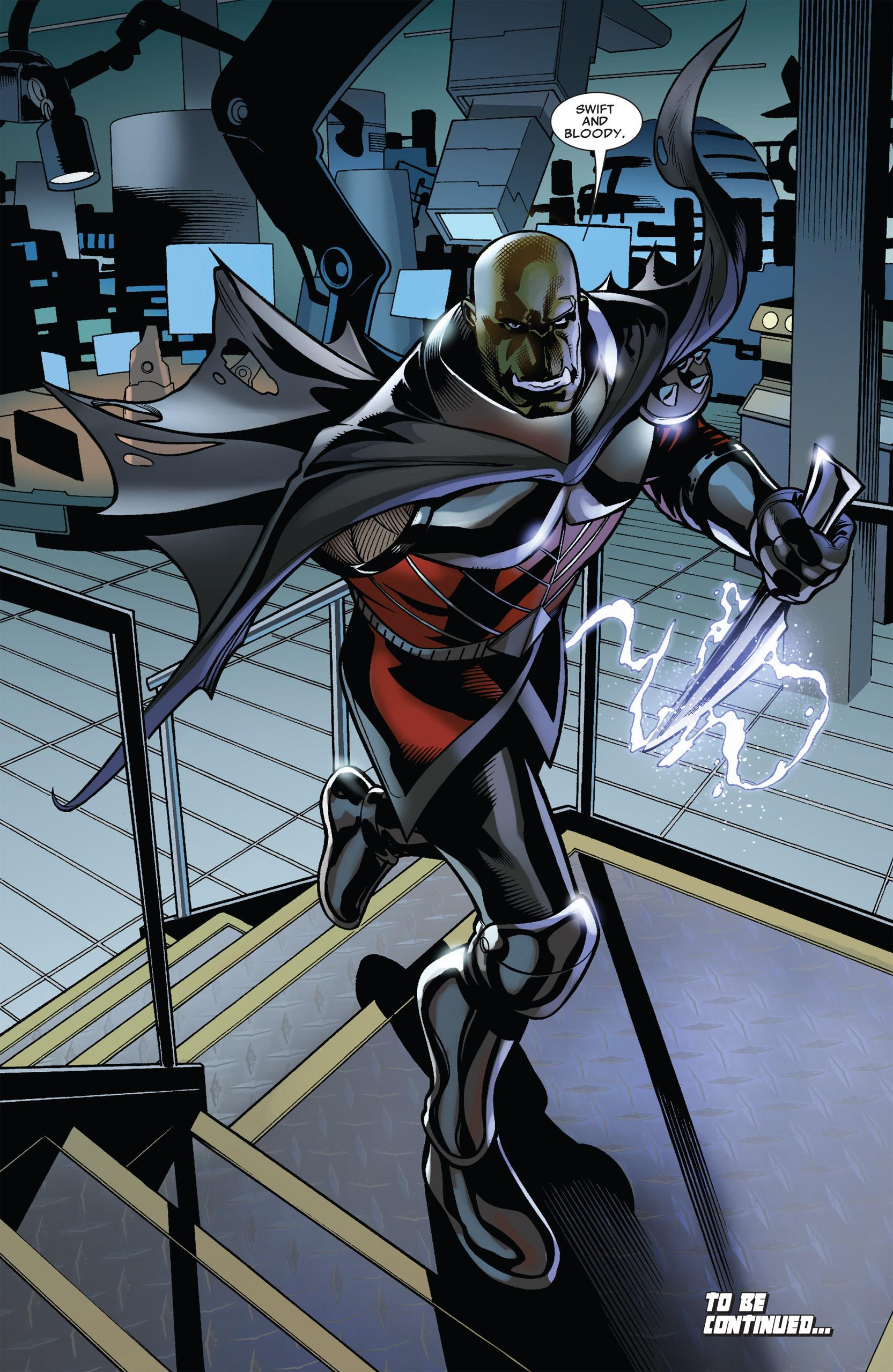 Read online Uncanny X-Men (1963) comic -  Issue #536 - 23