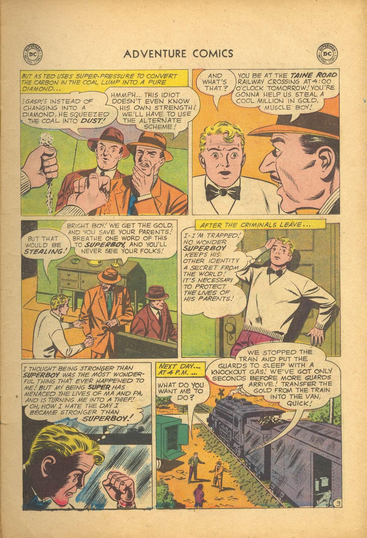 Read online Adventure Comics (1938) comic -  Issue #273 - 11