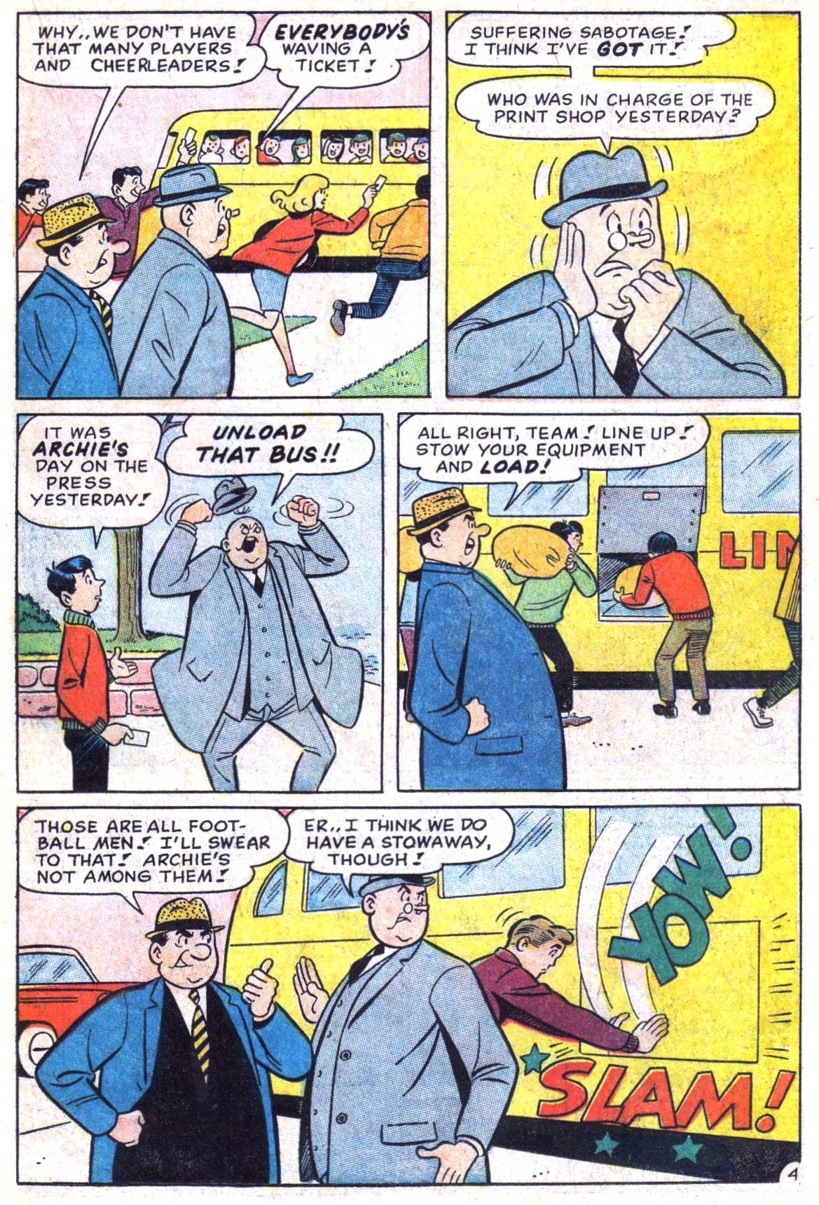 Read online Archie (1960) comic -  Issue #173 - 23