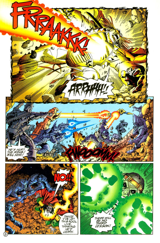 Read online UltraForce (1994) comic -  Issue #5 - 9