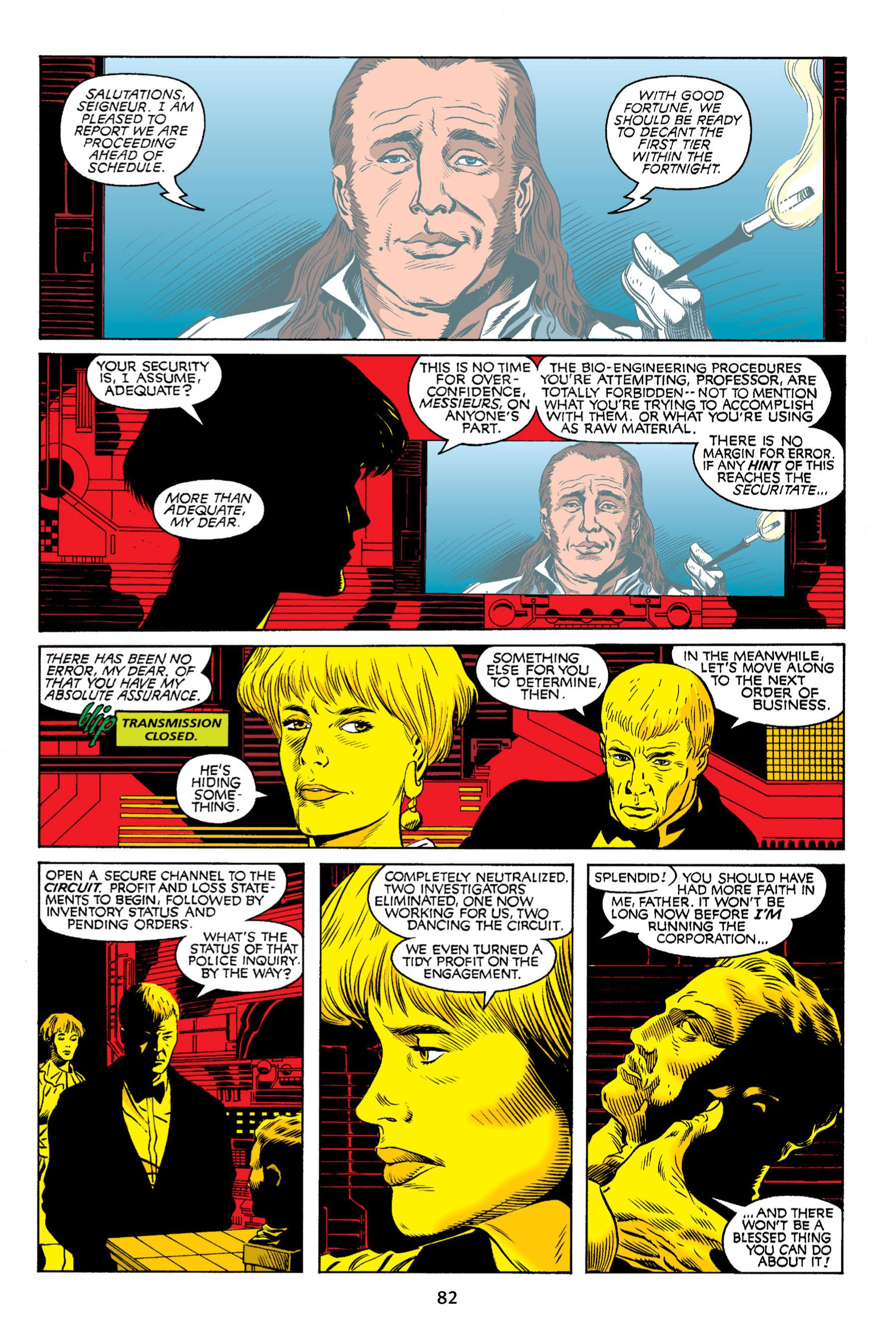 Read online Aliens vs. Predator Omnibus comic -  Issue # _TPB 2 Part 1 - 81