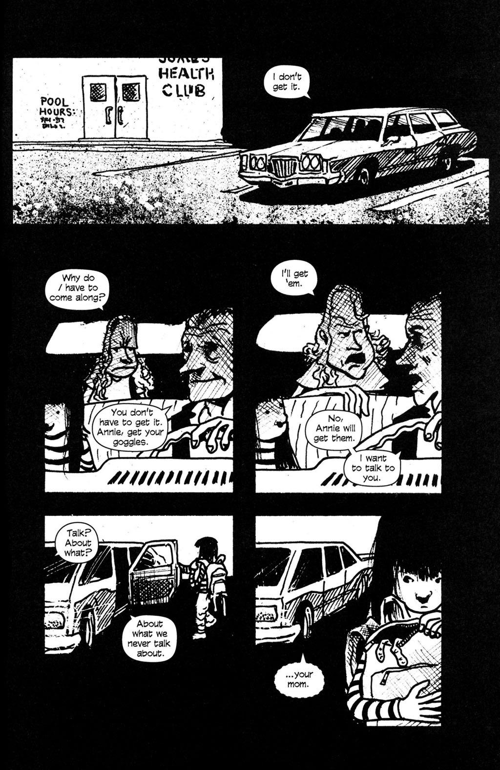 Read online Ojo comic -  Issue #4 - 5