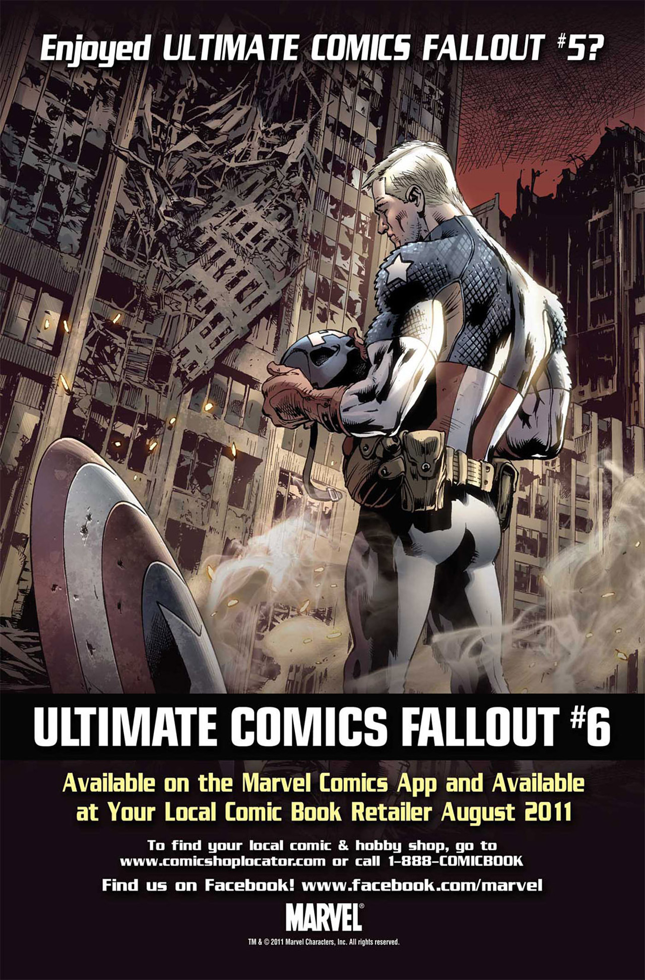 Read online Ultimate Fallout comic -  Issue #5 - 24