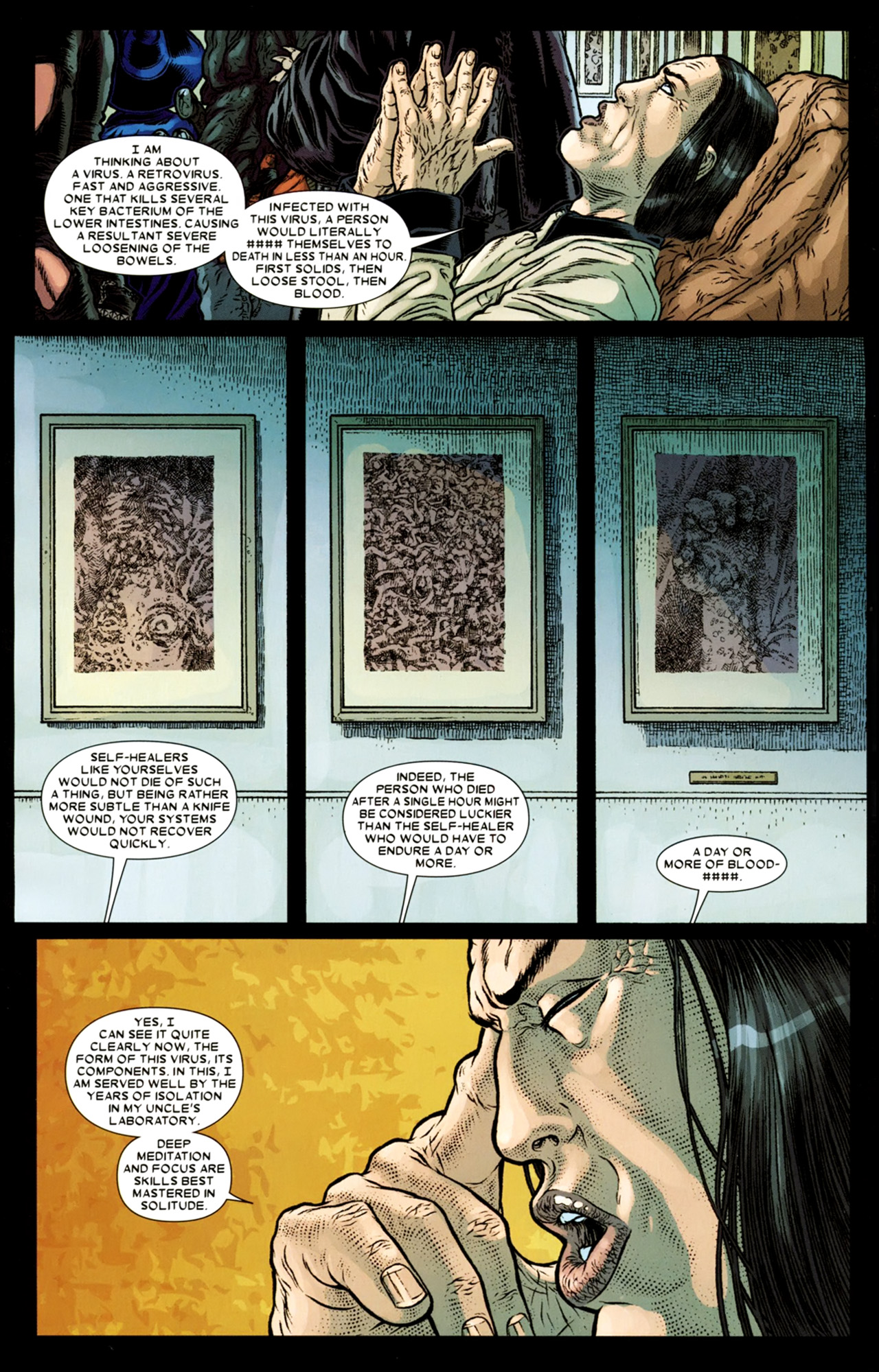 Read online Wolverine: The Best There Is comic -  Issue #4 - 11