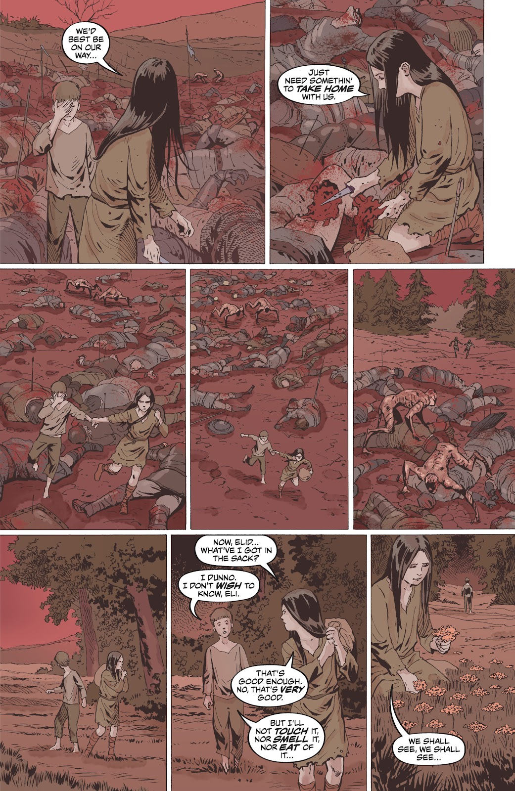 Read online The Witcher Omnibus comic -  Issue # TPB (Part 5) - 6