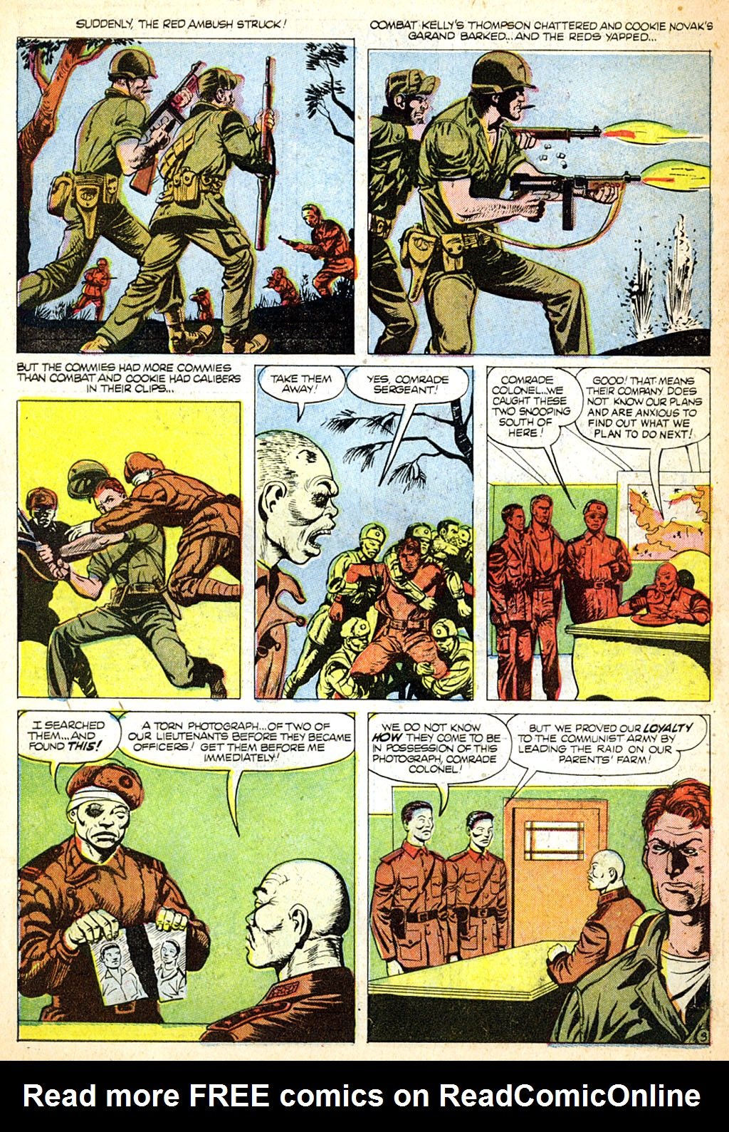 Combat Kelly (1951) issue 44 - Page 30