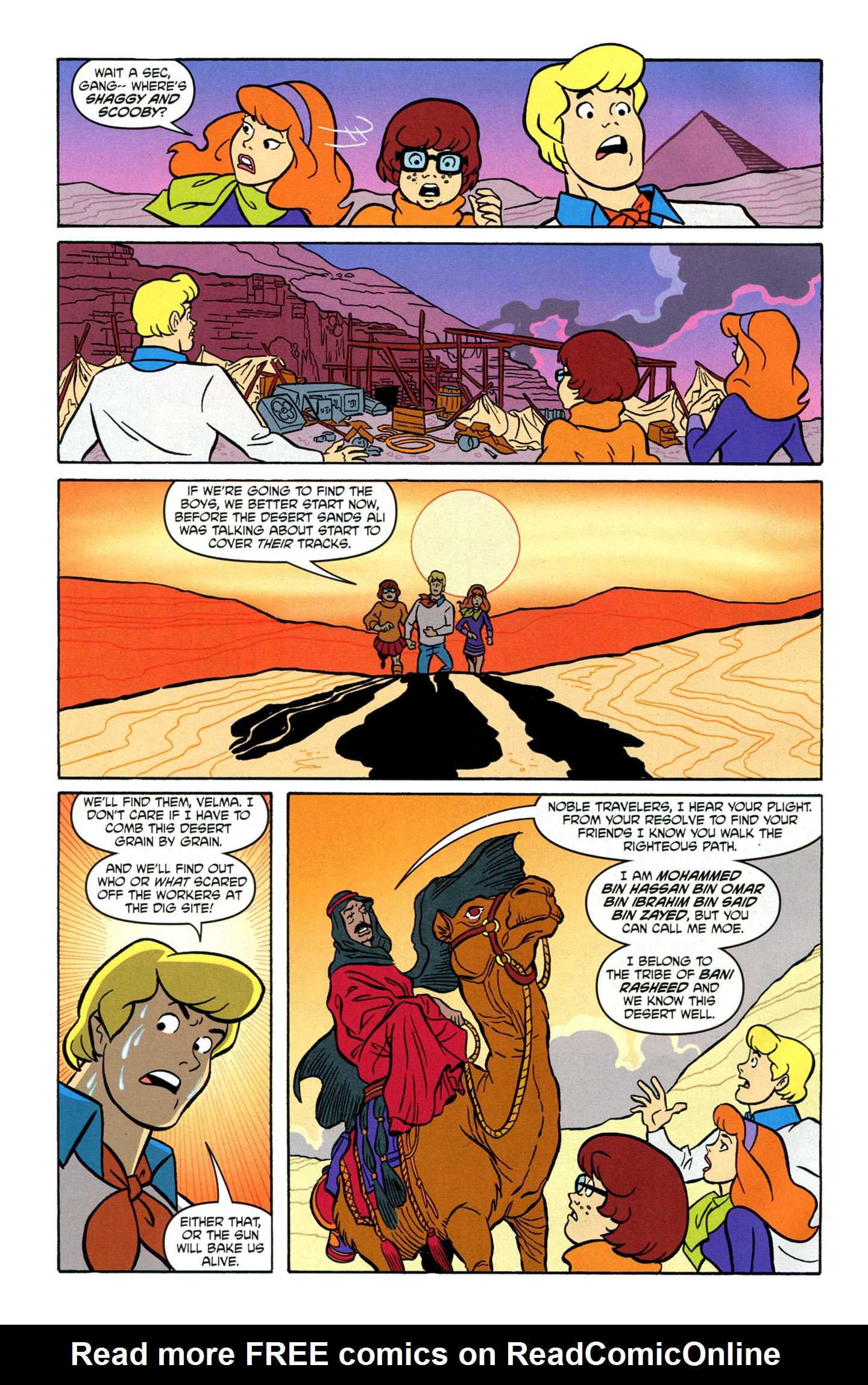 Read online Scooby-Doo: Where Are You? comic -  Issue #16 - 8