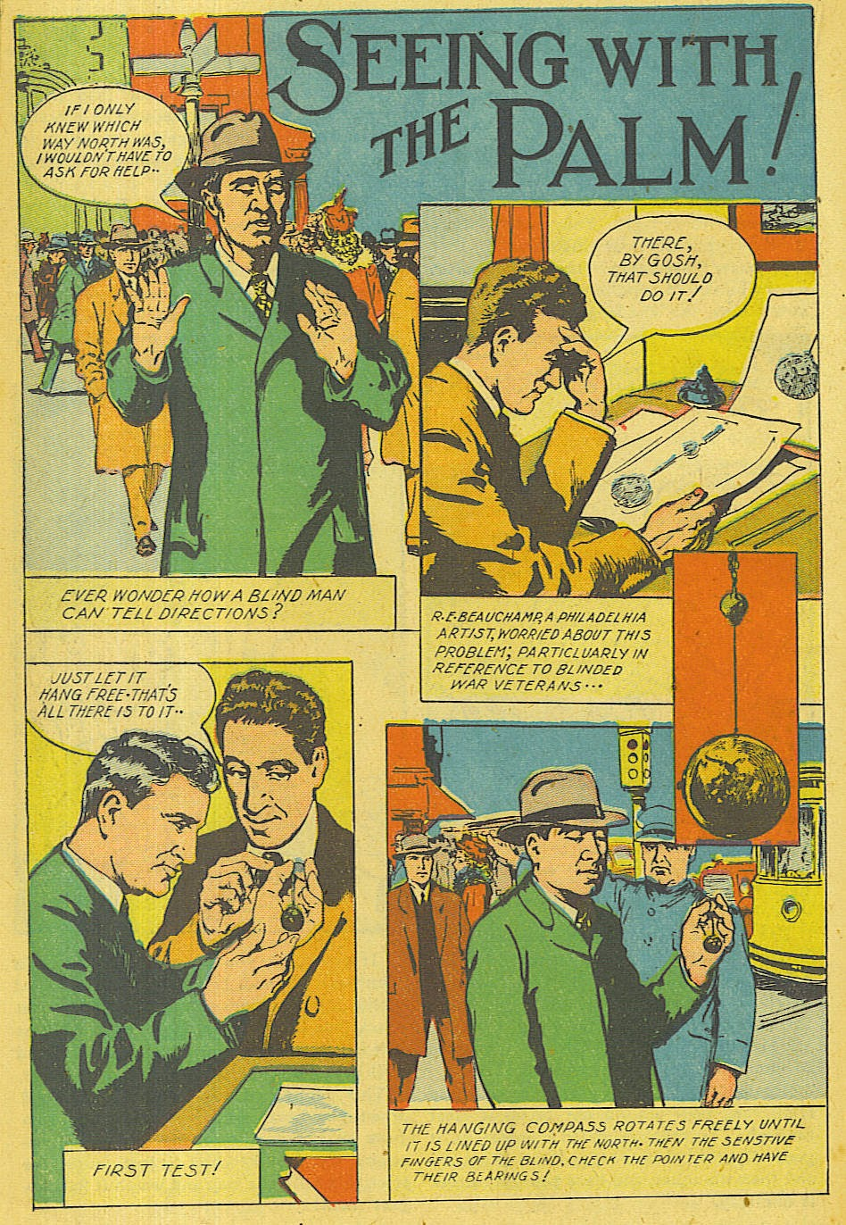 Read online Super-Magician Comics comic -  Issue #42 - 25