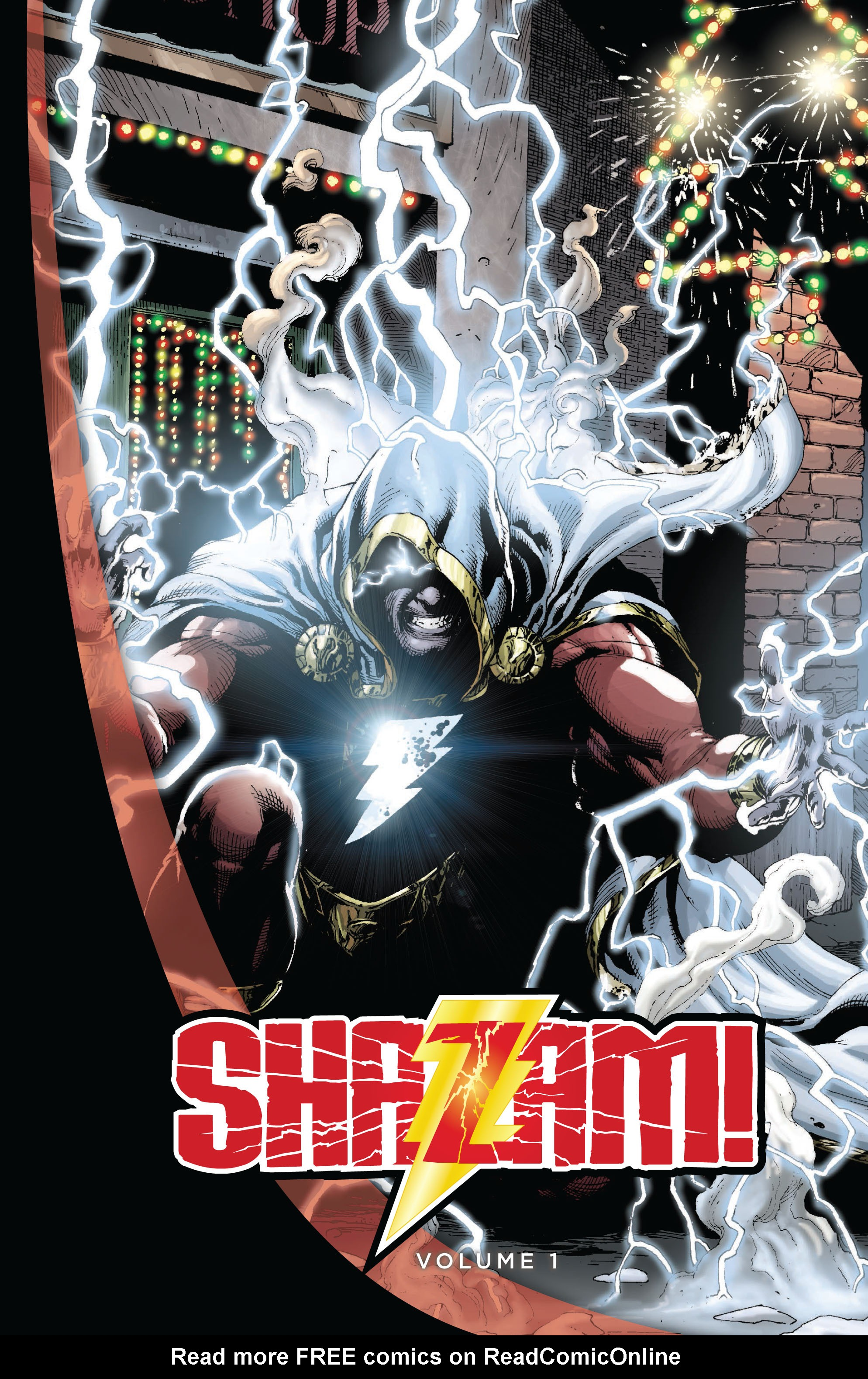 Read online Shazam! (2013) comic -  Issue #1 - 3