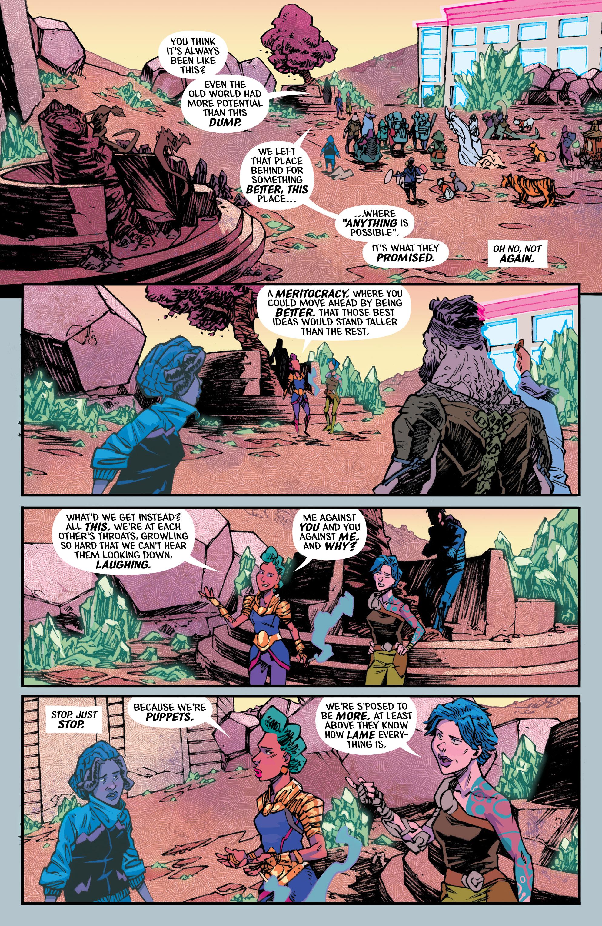 Read online Black Cloud comic -  Issue #3 - 9