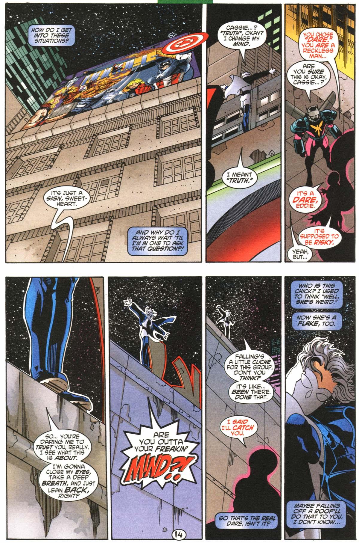 Read online Slingers comic -  Issue #6 - 15