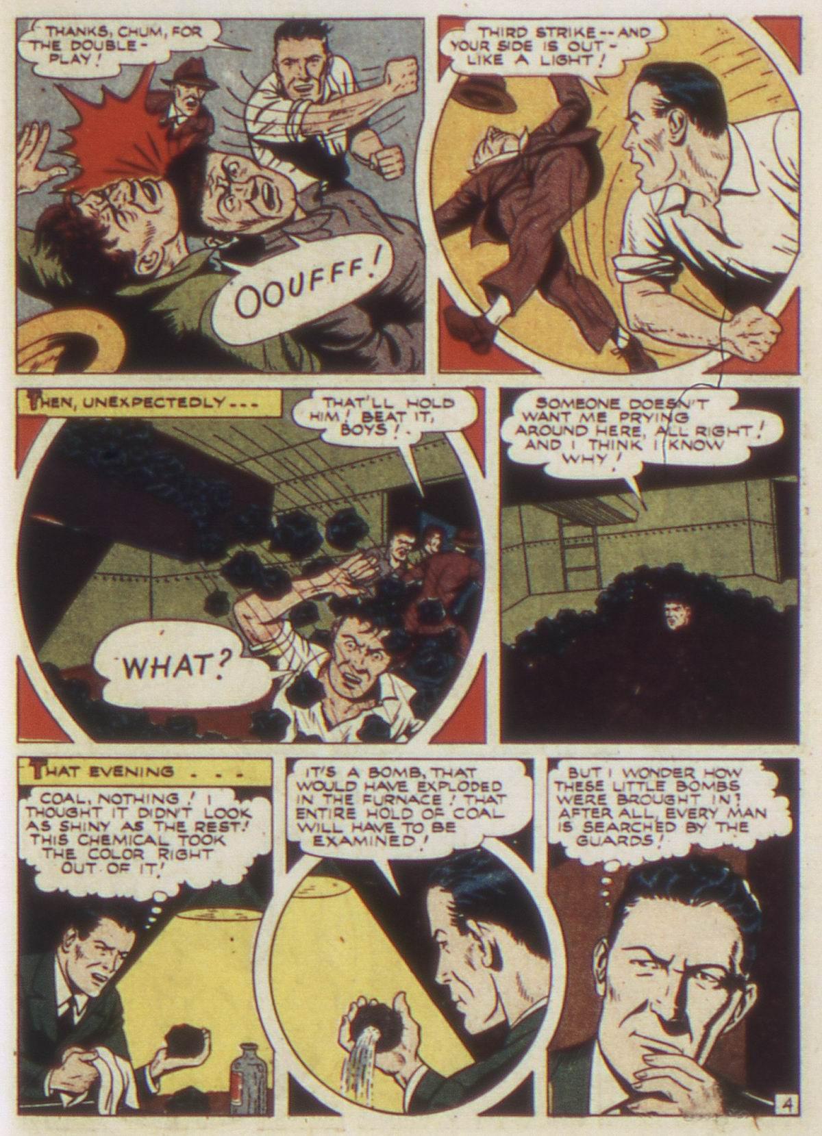 Read online Detective Comics (1937) comic -  Issue #82 - 35