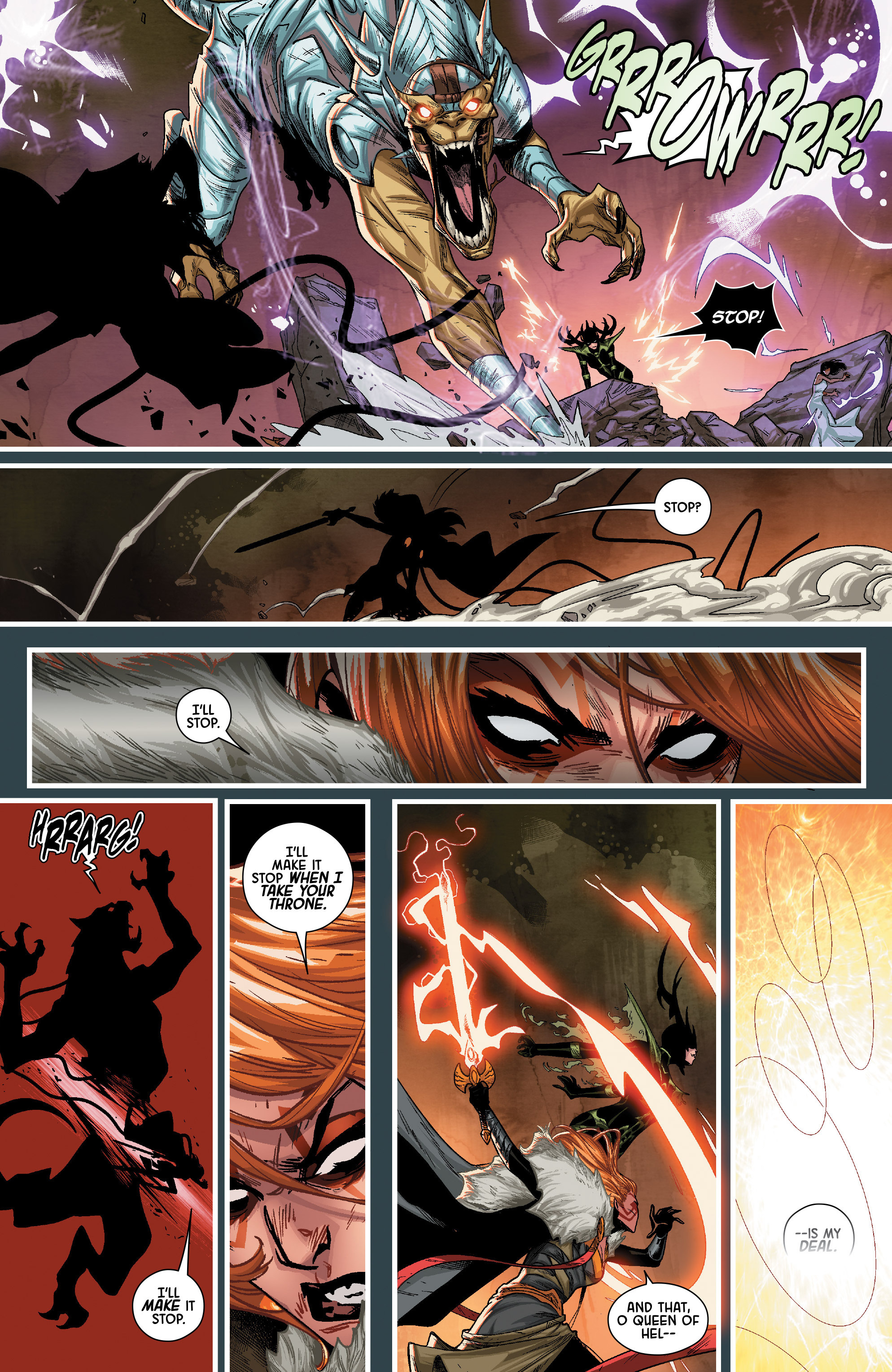 Read online Angela: Queen Of Hel comic -  Issue #5 - 11