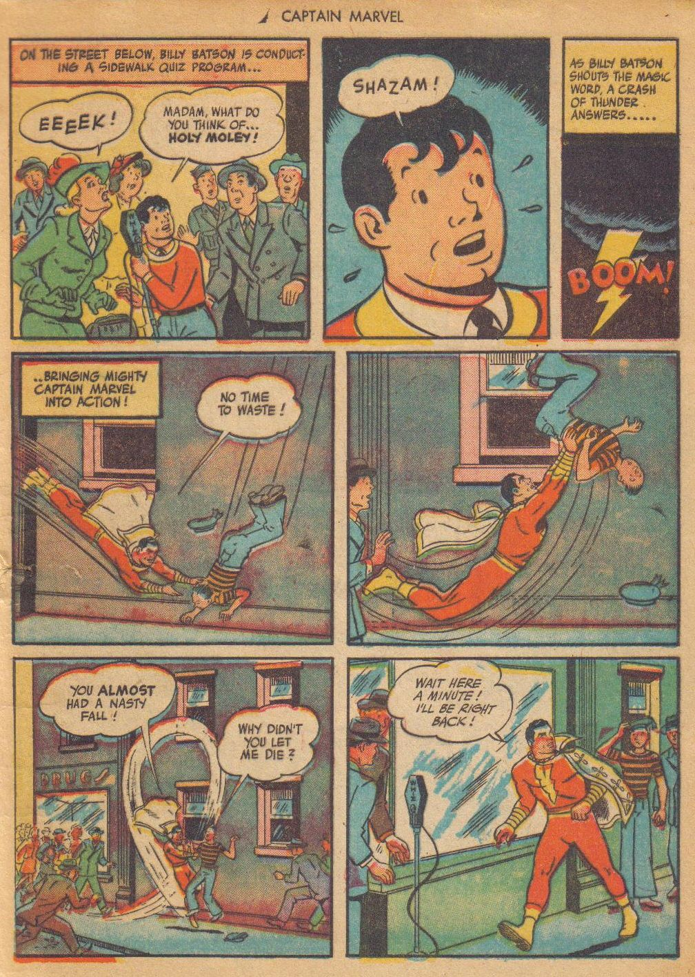 Captain Marvel Adventures issue 64 - Page 5