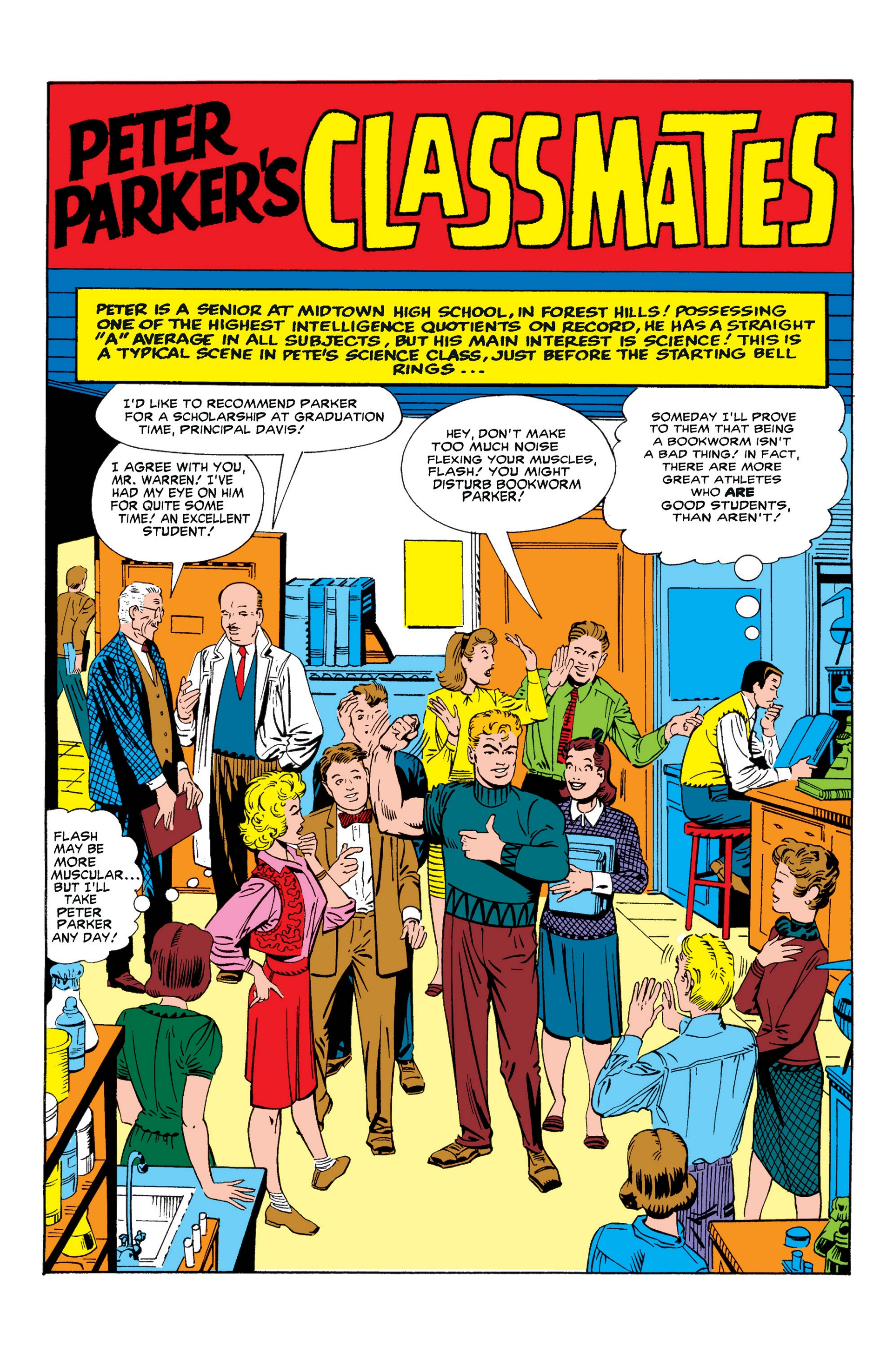 The Amazing Spider-Man (1963) _Annual_1 Page 67
