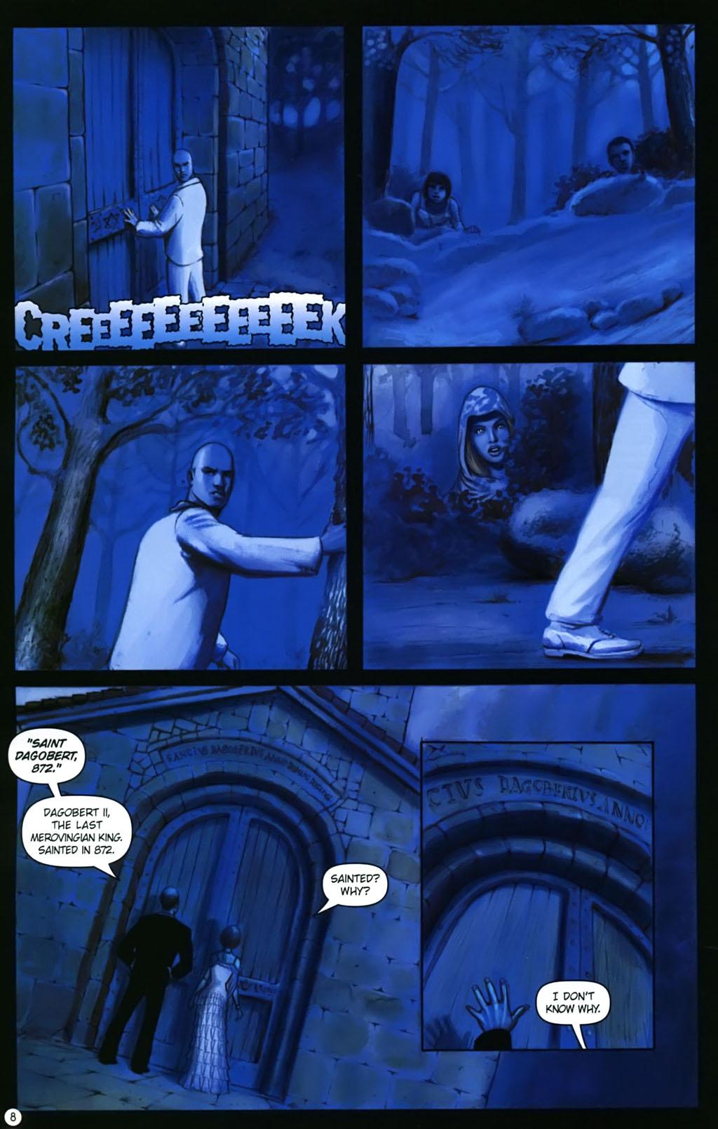 Read online Rex Mundi comic -  Issue #17 - 12