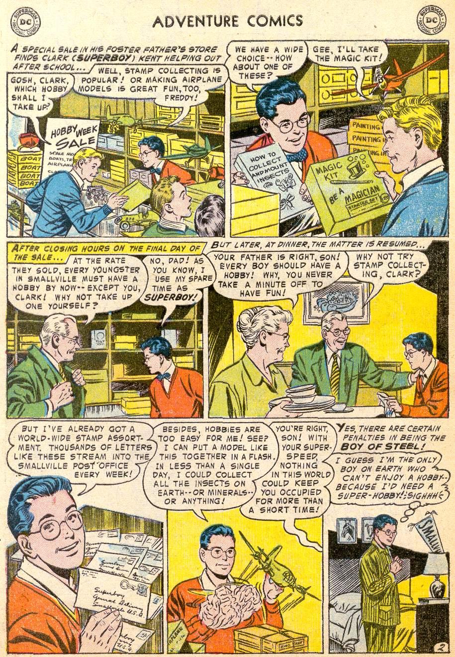 Read online Adventure Comics (1938) comic -  Issue #215 - 4