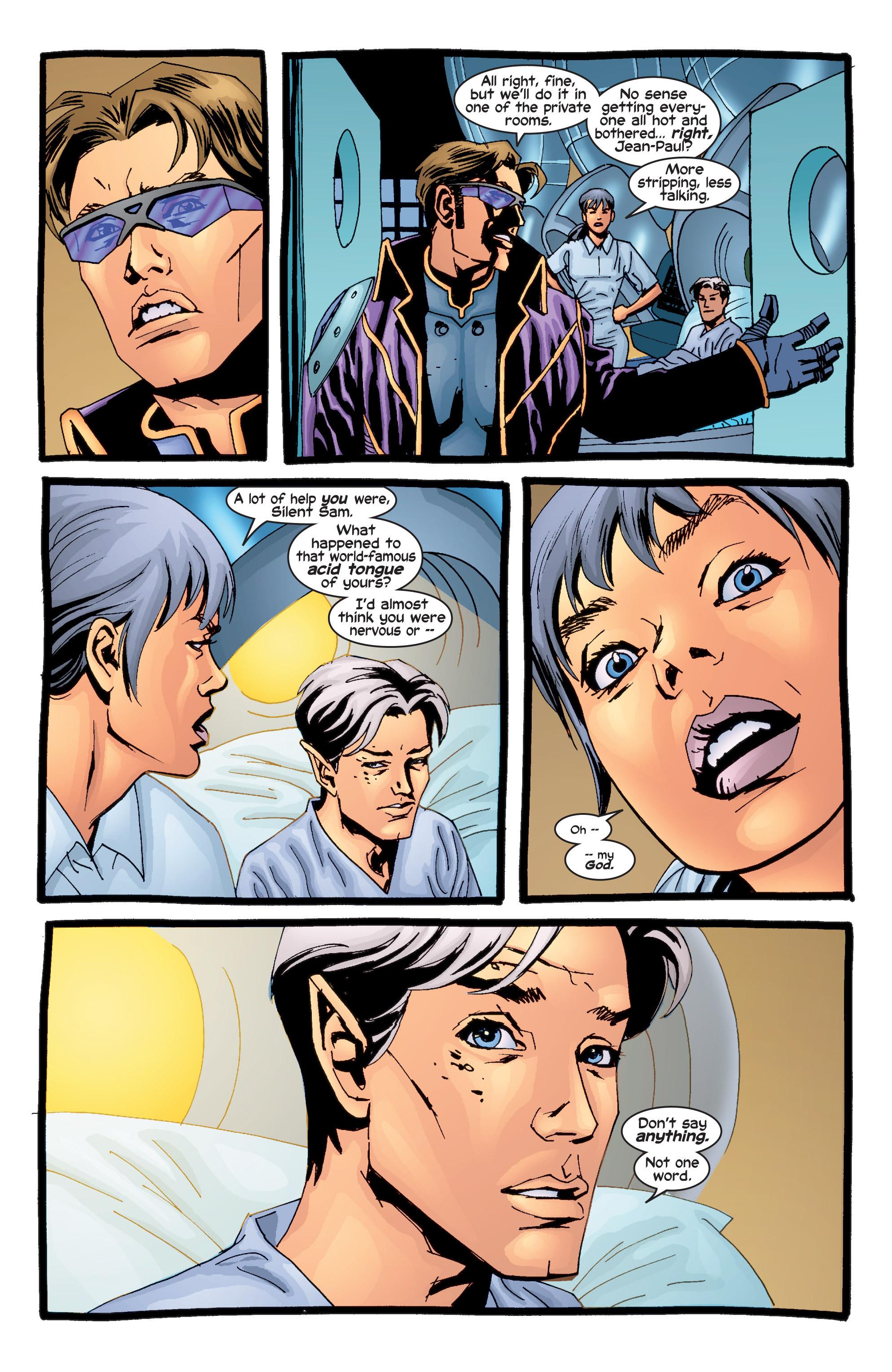 Read online Uncanny X-Men (1963) comic -  Issue #415 - 9
