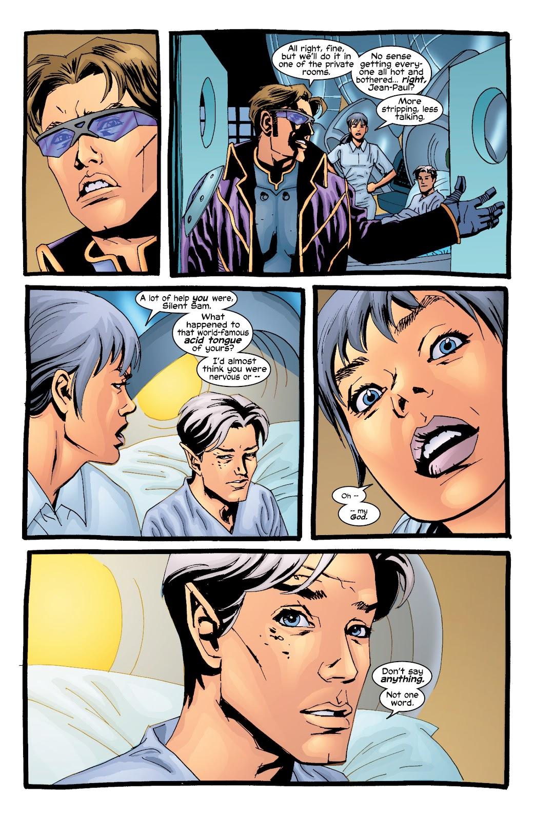 Uncanny X-Men (1963) issue 415 - Page 9