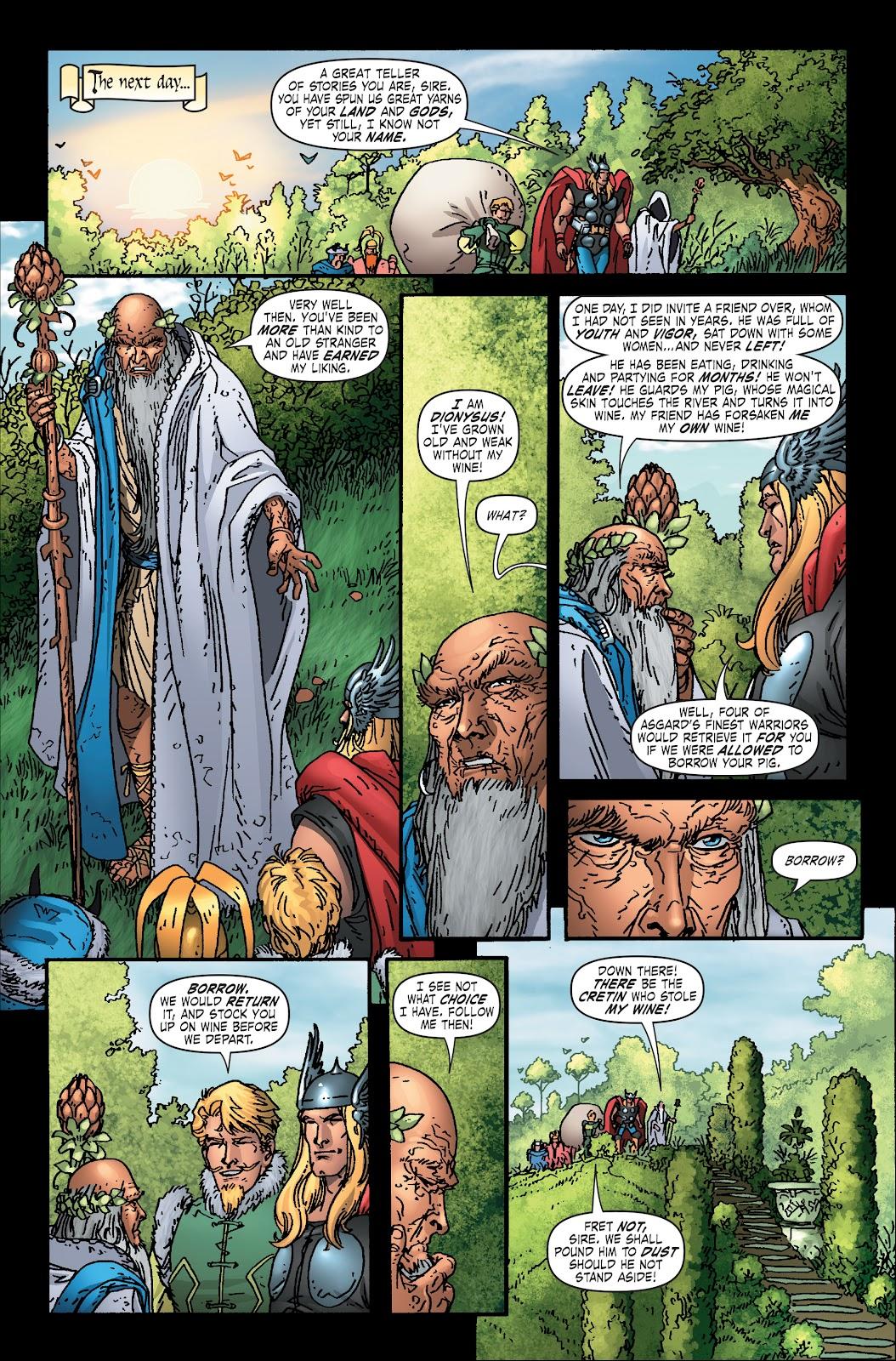 Read online Thor: Ragnaroks comic -  Issue # TPB (Part 1) - 47