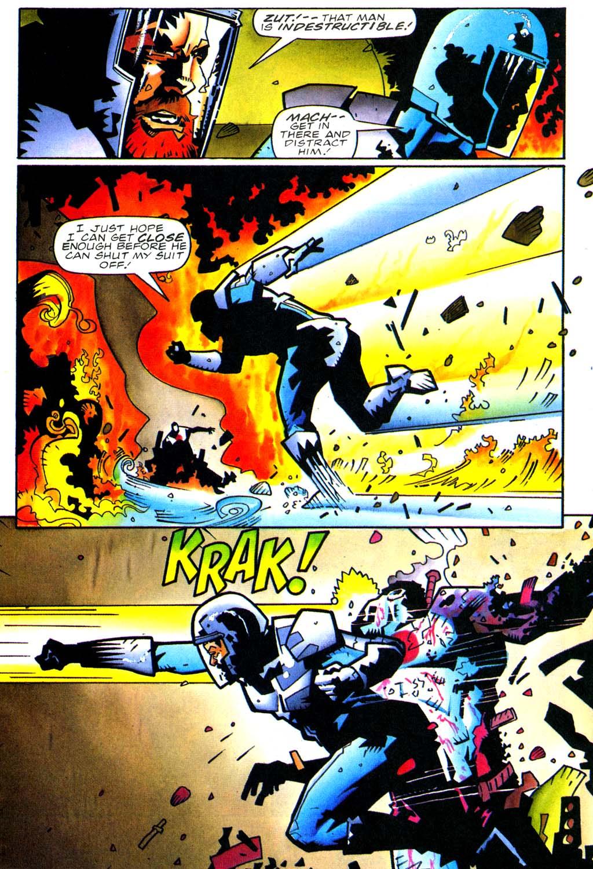 Read online Secret Weapons comic -  Issue #21 - 6